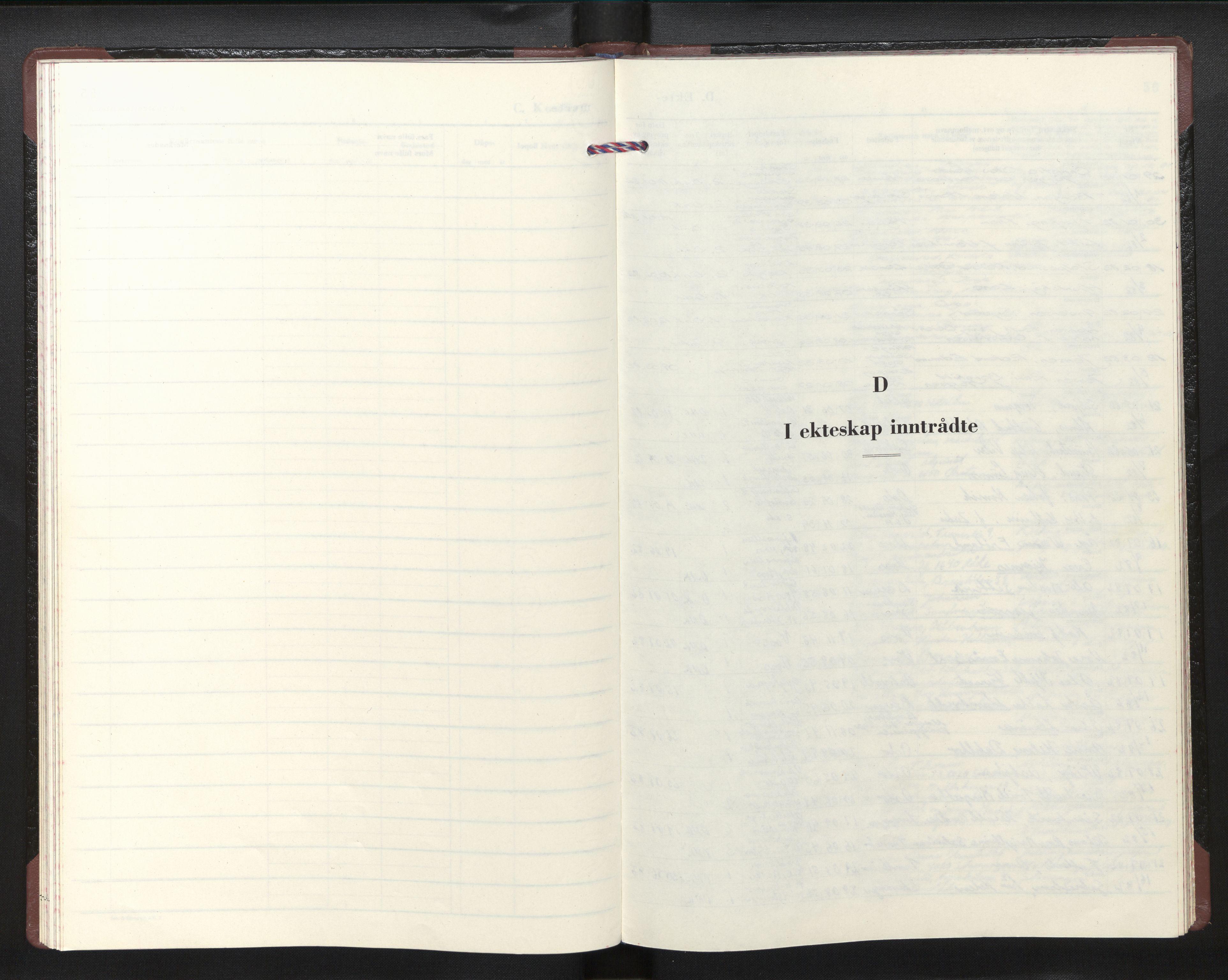 SAB, Den norske sjømannsmisjon i utlandet / København, H/Ha/L0003: Ministerialbok nr. A 3, 1982-1994