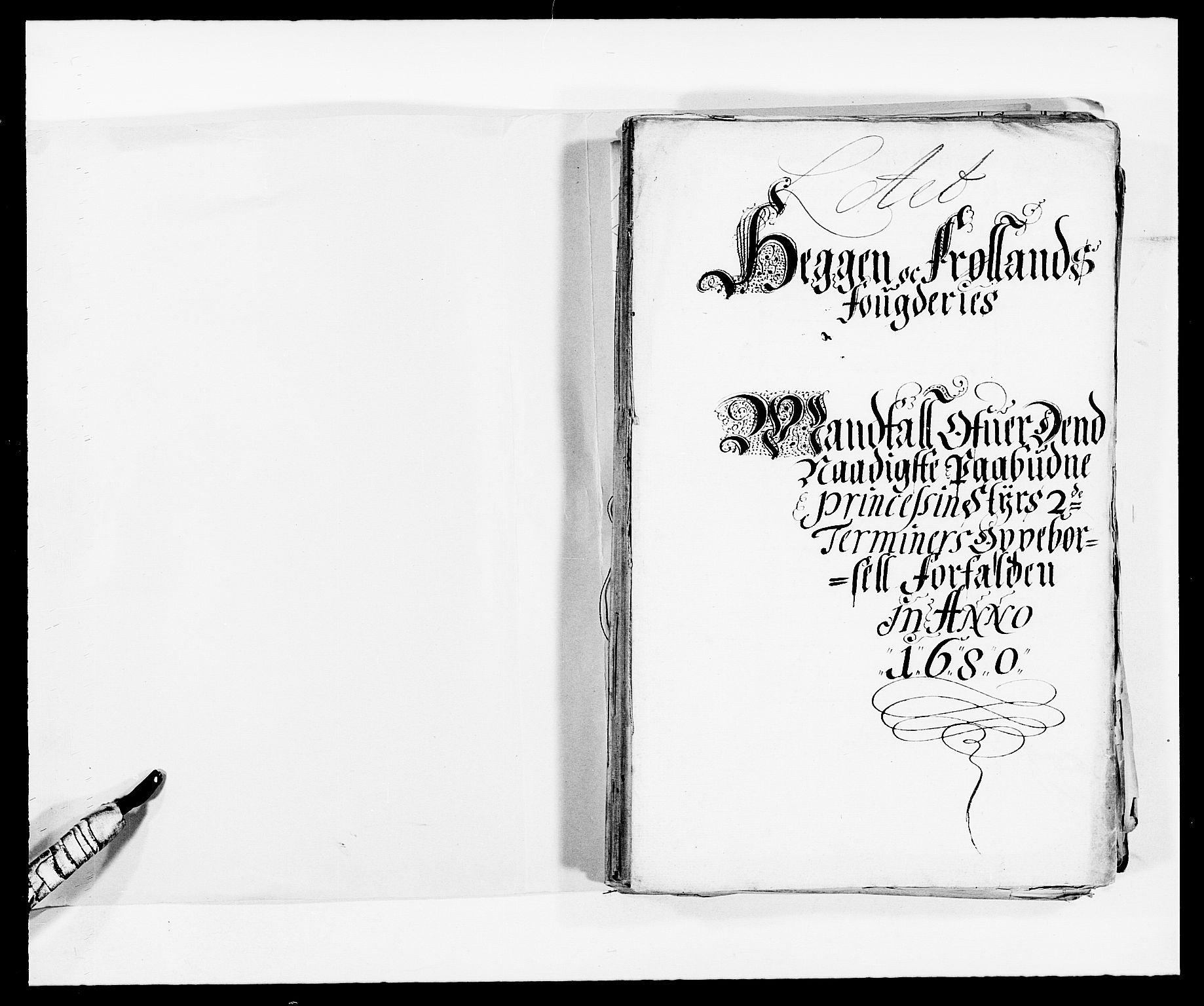 RA, Rentekammeret inntil 1814, Reviderte regnskaper, Fogderegnskap, R06/L0280: Fogderegnskap Heggen og Frøland, 1681-1684, s. 7