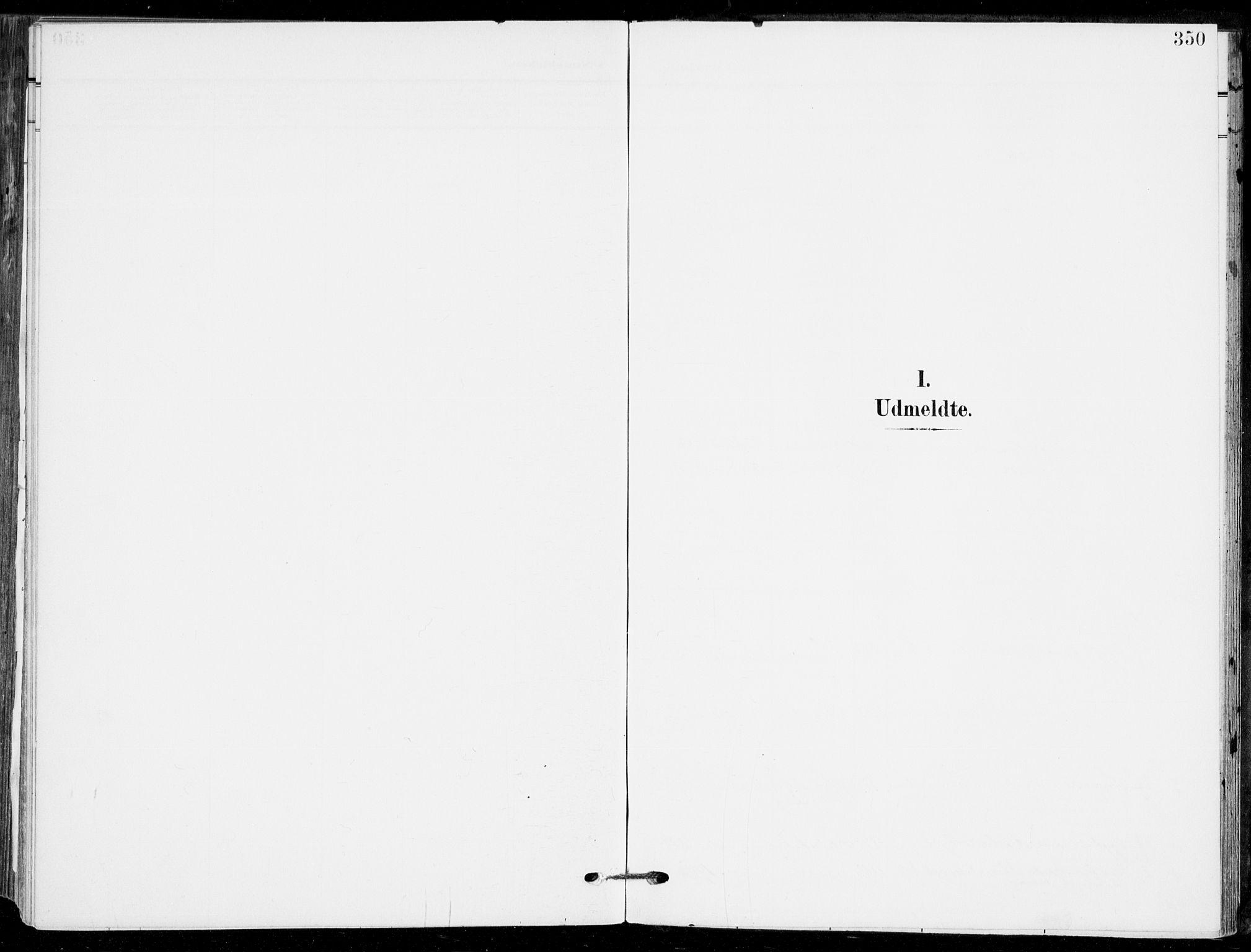 SAKO, Sande Kirkebøker, F/Fa/L0008: Ministerialbok nr. 8, 1904-1921, s. 350