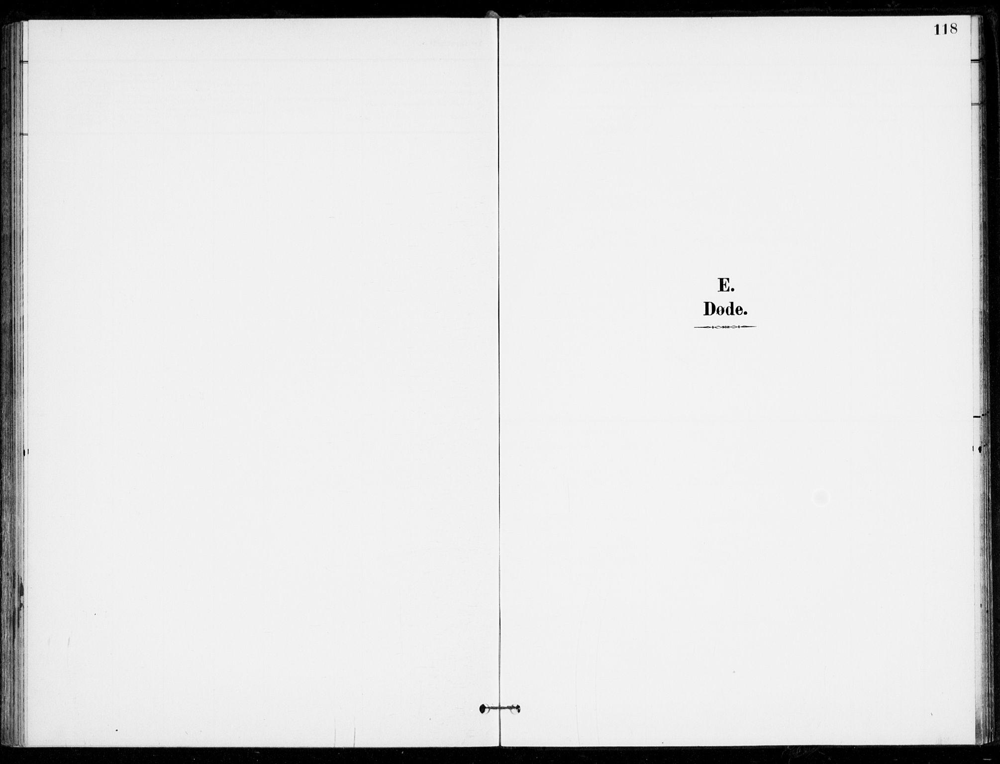 SAKO, Åssiden kirkebøker, F/Fa/L0002: Ministerialbok nr. 2, 1896-1916, s. 118