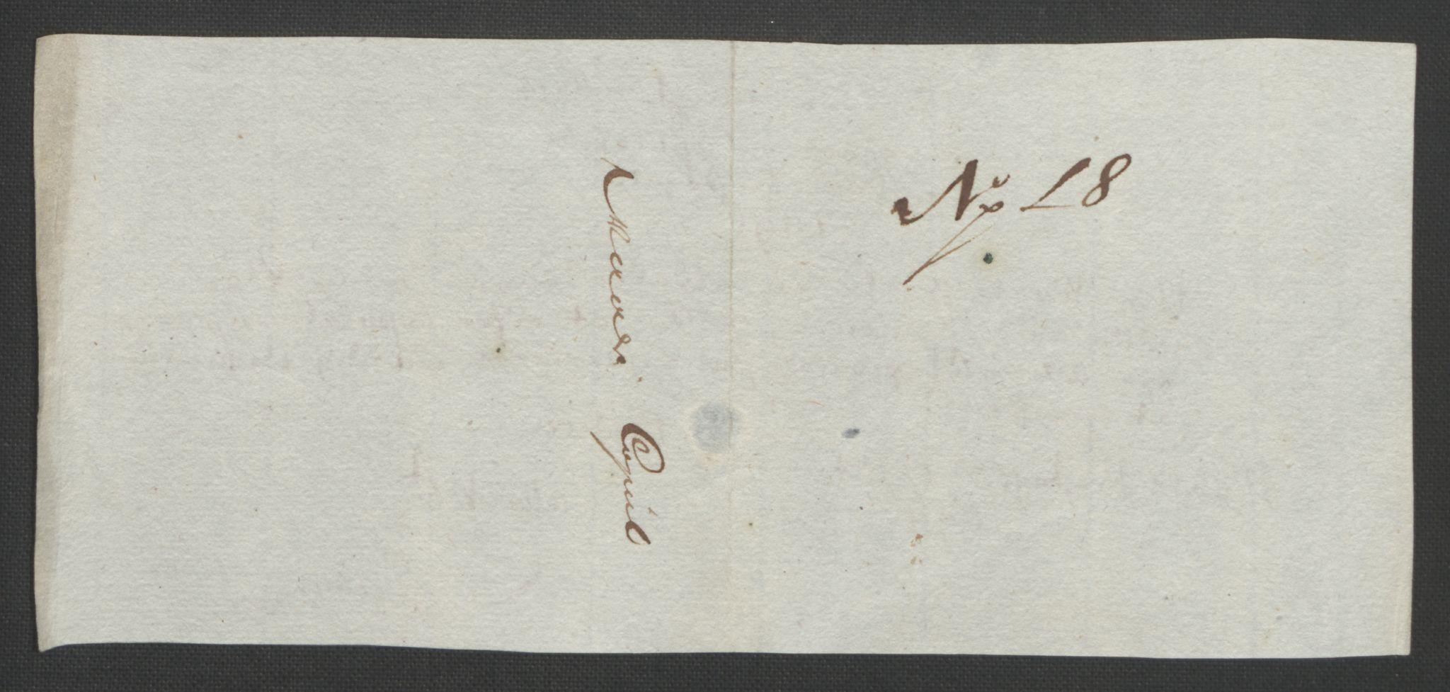 RA, Rentekammeret inntil 1814, Reviderte regnskaper, Fogderegnskap, R32/L1864: Fogderegnskap Jarlsberg grevskap, 1691, s. 156