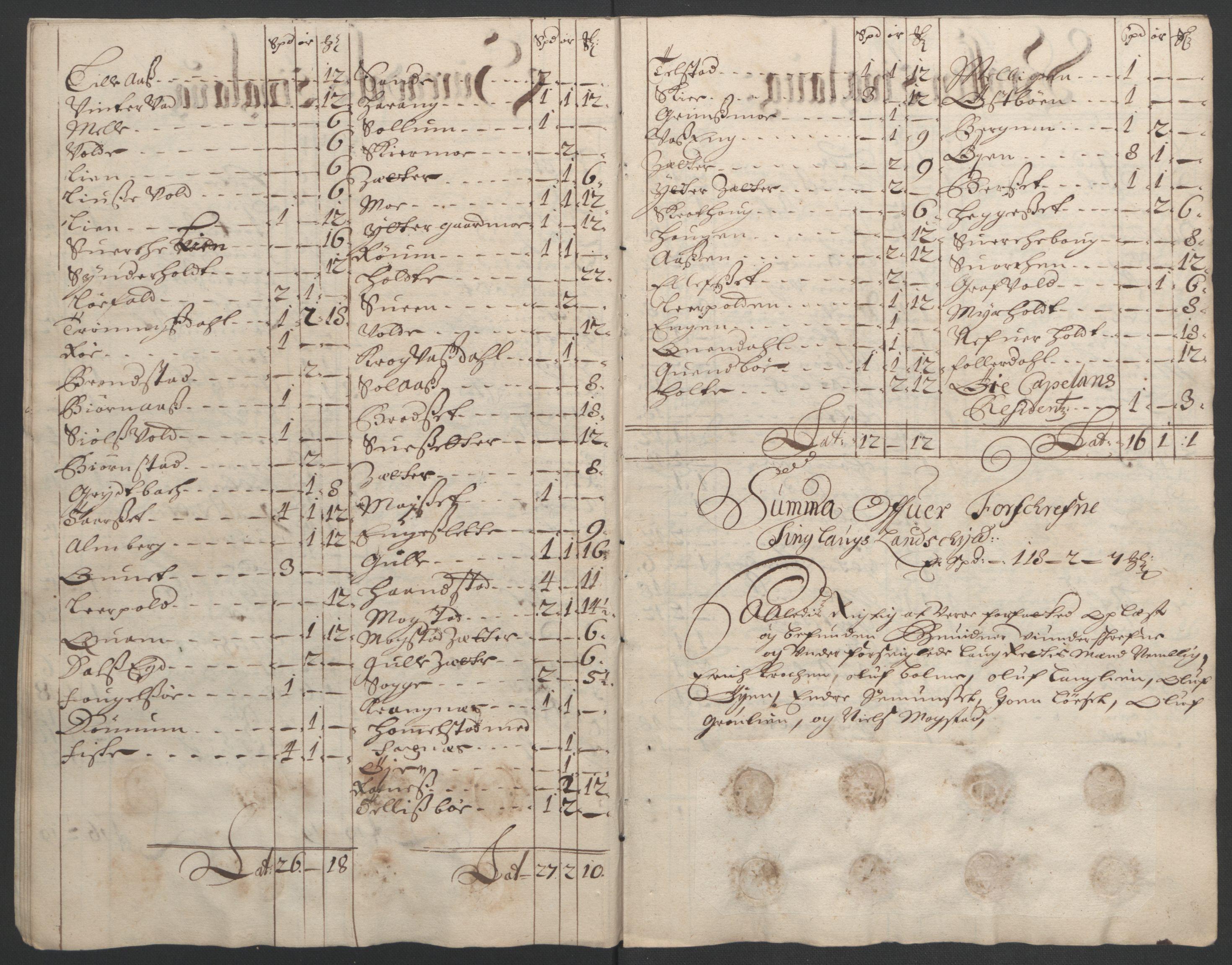 RA, Rentekammeret inntil 1814, Reviderte regnskaper, Fogderegnskap, R56/L3734: Fogderegnskap Nordmøre, 1690-1691, s. 379