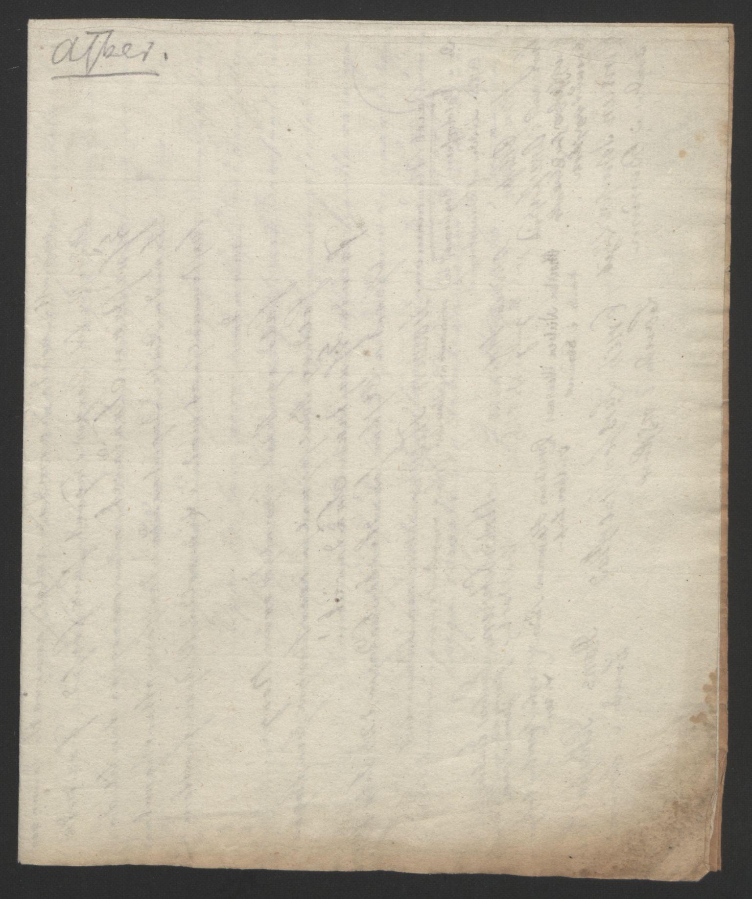 RA, Statsrådssekretariatet, D/Db/L0007: Fullmakter for Eidsvollsrepresentantene i 1814. , 1814, s. 175