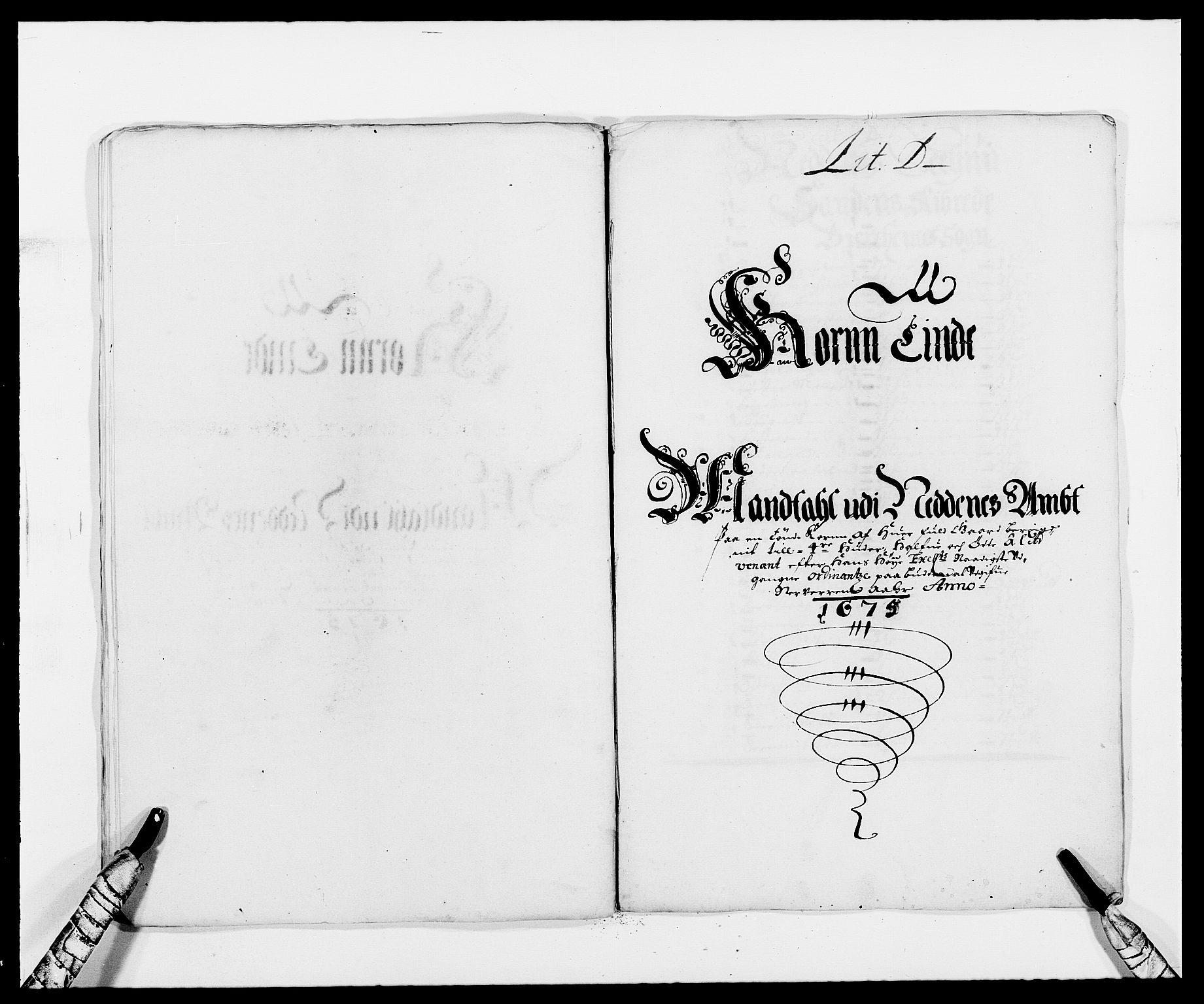 RA, Rentekammeret inntil 1814, Reviderte regnskaper, Fogderegnskap, R39/L2301: Fogderegnskap Nedenes, 1675-1676, s. 78