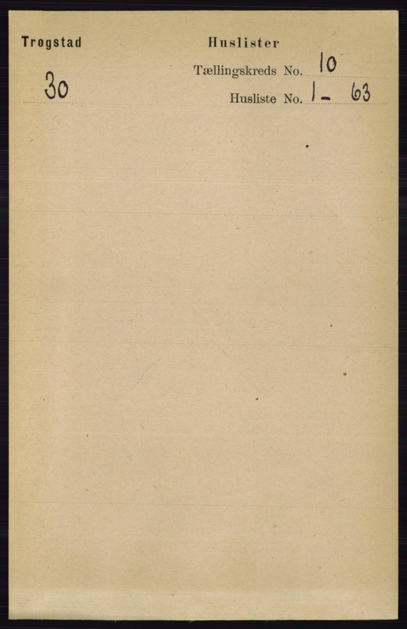 RA, Folketelling 1891 for 0122 Trøgstad herred, 1891, s. 4230