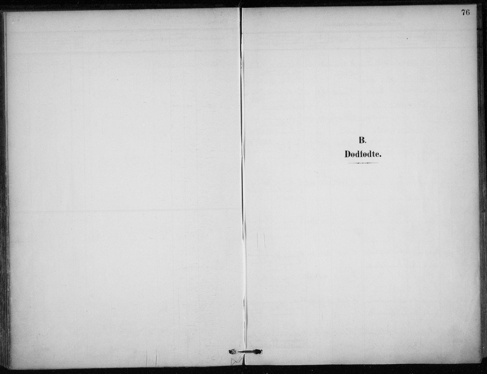 SATØ, Hammerfest sokneprestkontor, H/Ha/L0014.kirke: Ministerialbok nr. 14, 1906-1916, s. 76