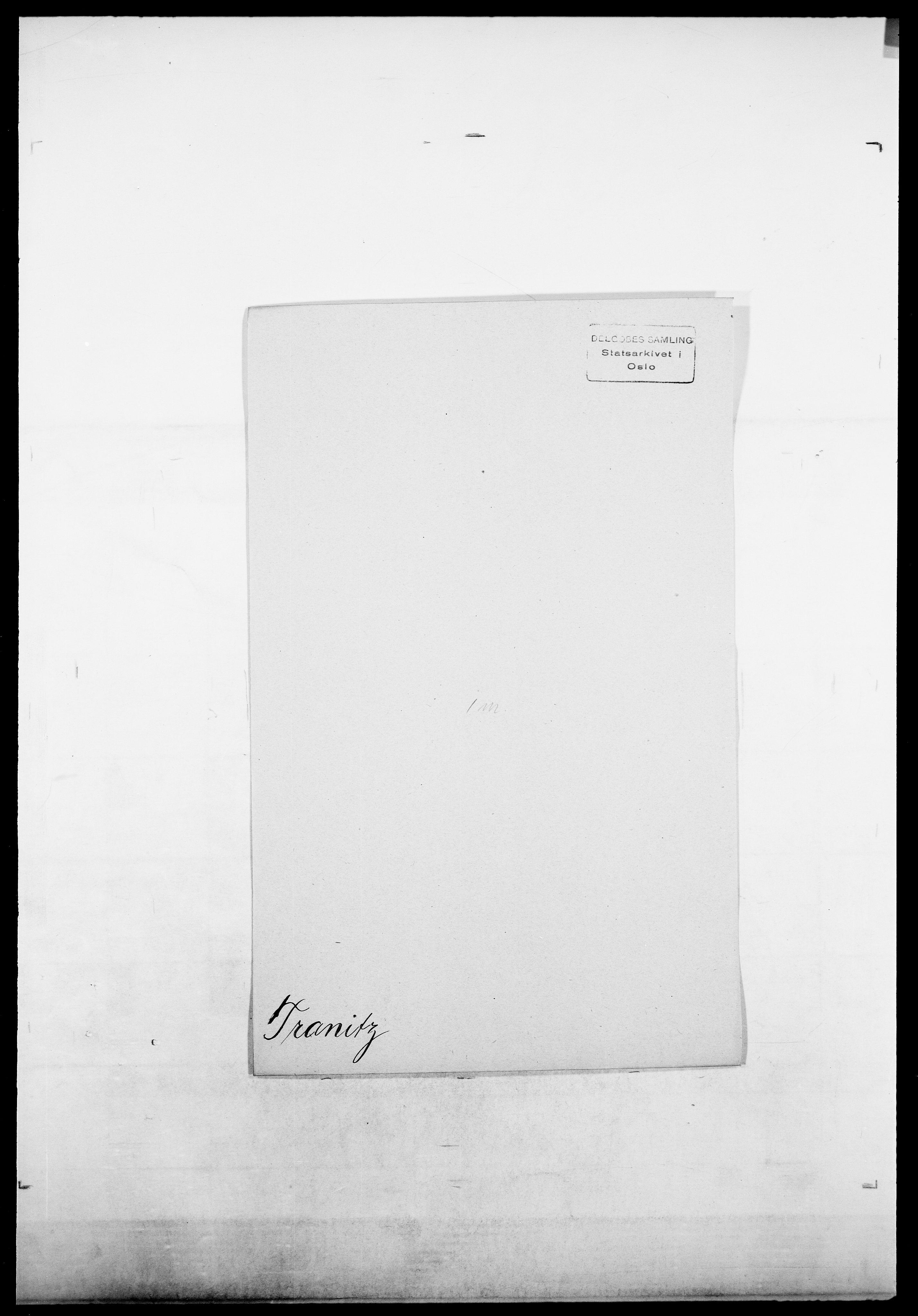 SAO, Delgobe, Charles Antoine - samling, D/Da/L0039: Thorsen - Urup, s. 297