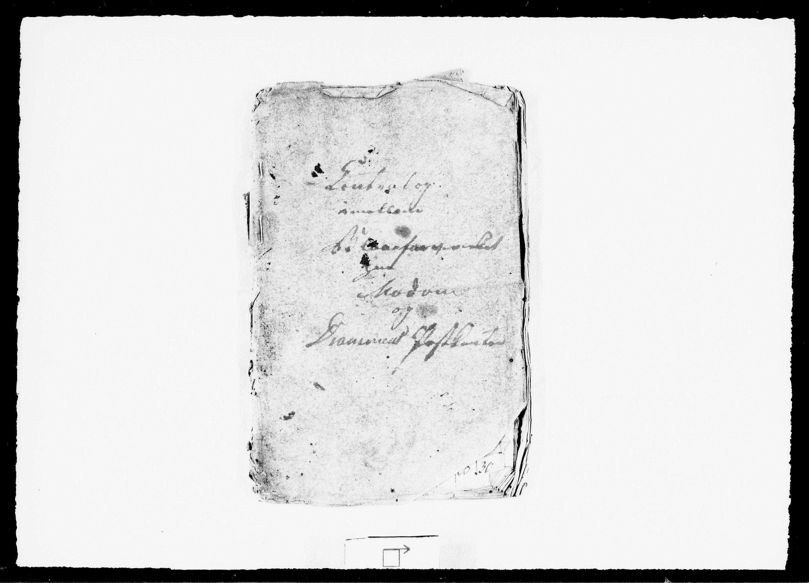 RA, Modums Blaafarveværk, G/Gd/Gdc/L0244, 1827-1840, s. 2