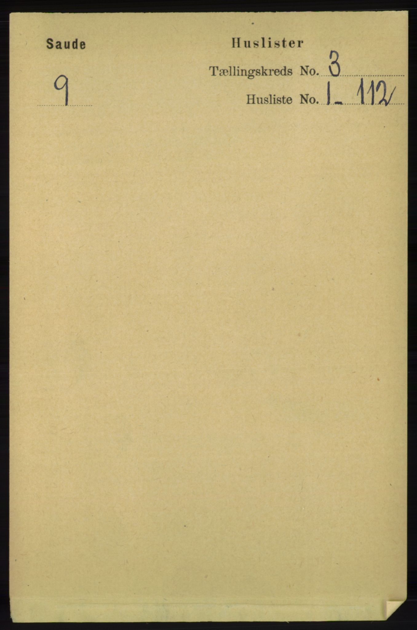 RA, Folketelling 1891 for 1135 Sauda herred, 1891, s. 1148