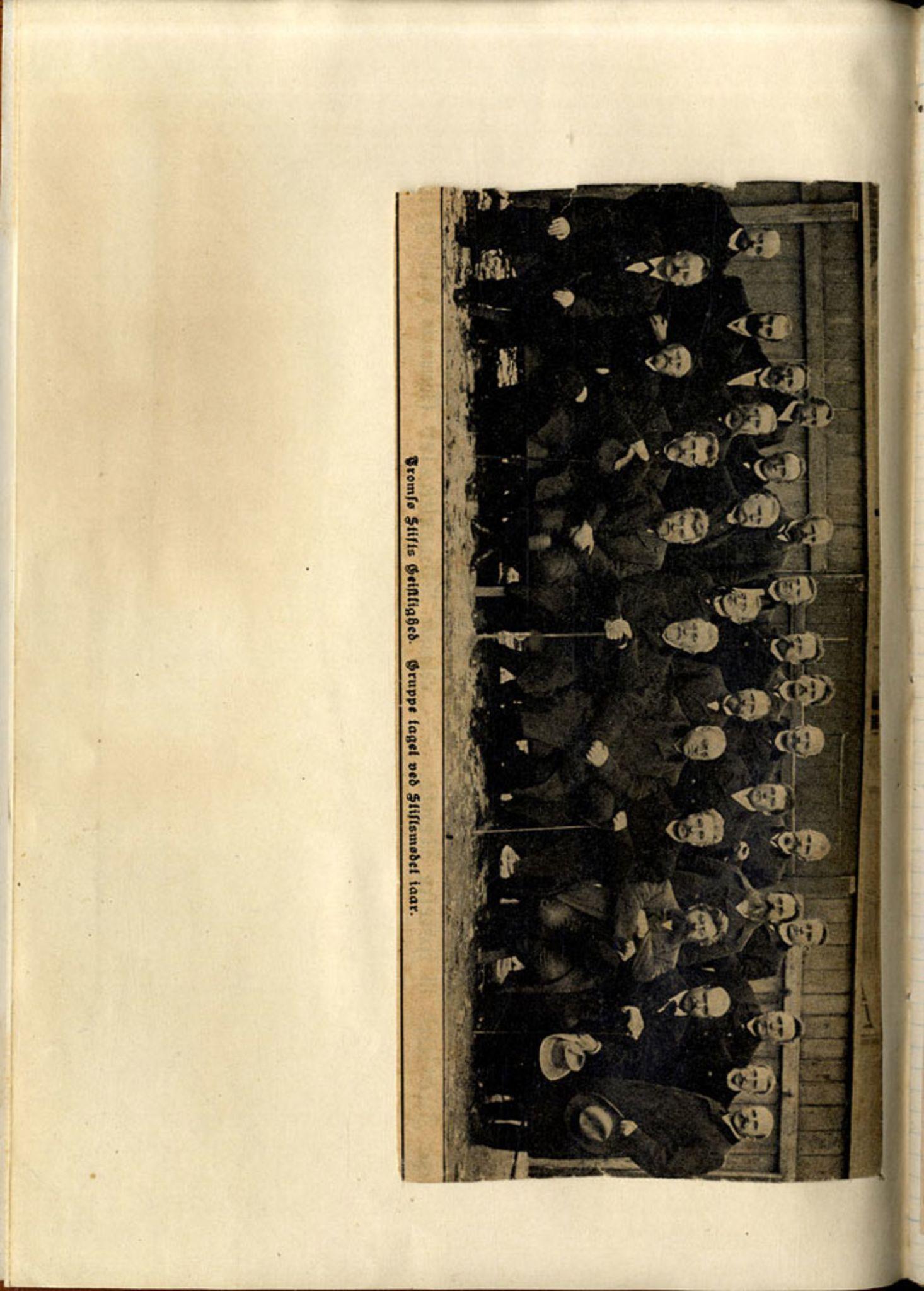 SAB, Stendal, Gunnar - samlinger til norsk prestehistorie, 01/L0004: Norske teologer, 1890-1914
