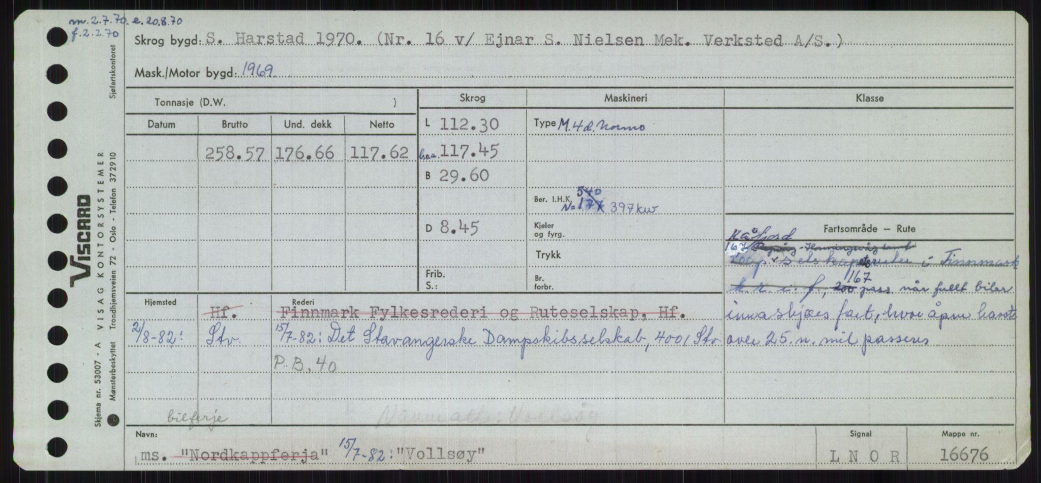 RA, Sjøfartsdirektoratet med forløpere, Skipsmålingen, H/Ha/L0006: Fartøy, Sver-Å, s. 559