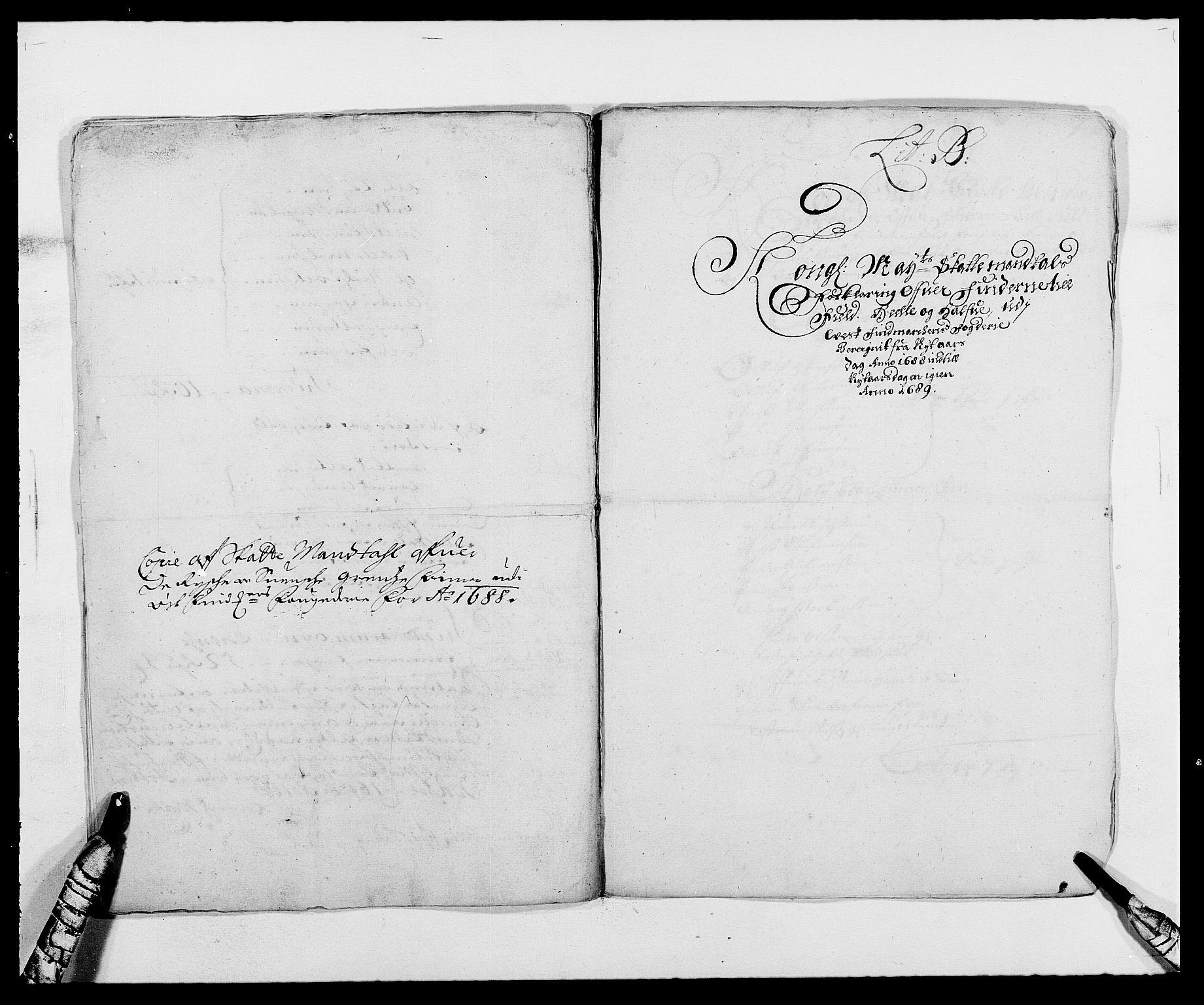RA, Rentekammeret inntil 1814, Reviderte regnskaper, Fogderegnskap, R69/L4850: Fogderegnskap Finnmark/Vardøhus, 1680-1690, s. 81