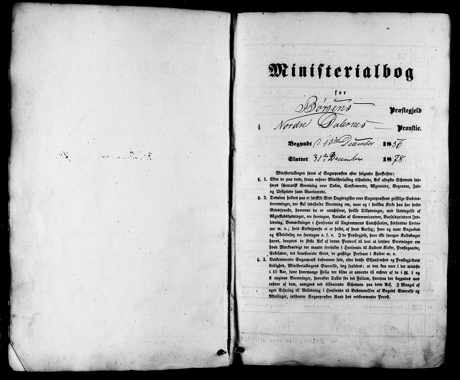 SAT, Ministerialprotokoller, klokkerbøker og fødselsregistre - Sør-Trøndelag, 665/L0772: Ministerialbok nr. 665A07, 1856-1878