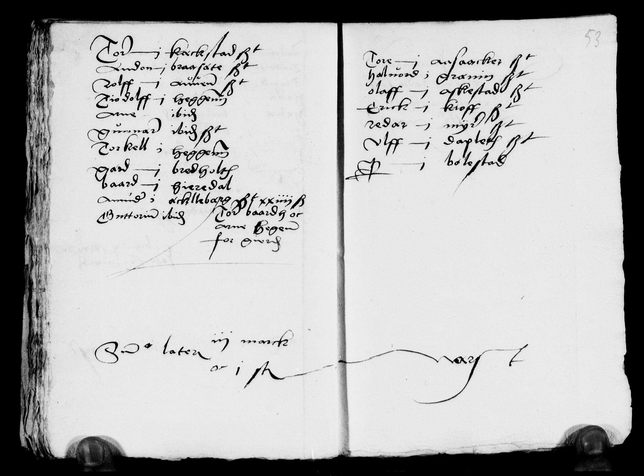 RA, Rentekammeret inntil 1814, Reviderte regnskaper, Lensregnskaper, R/Ra/L0001: Østnorske len, 1499-1528