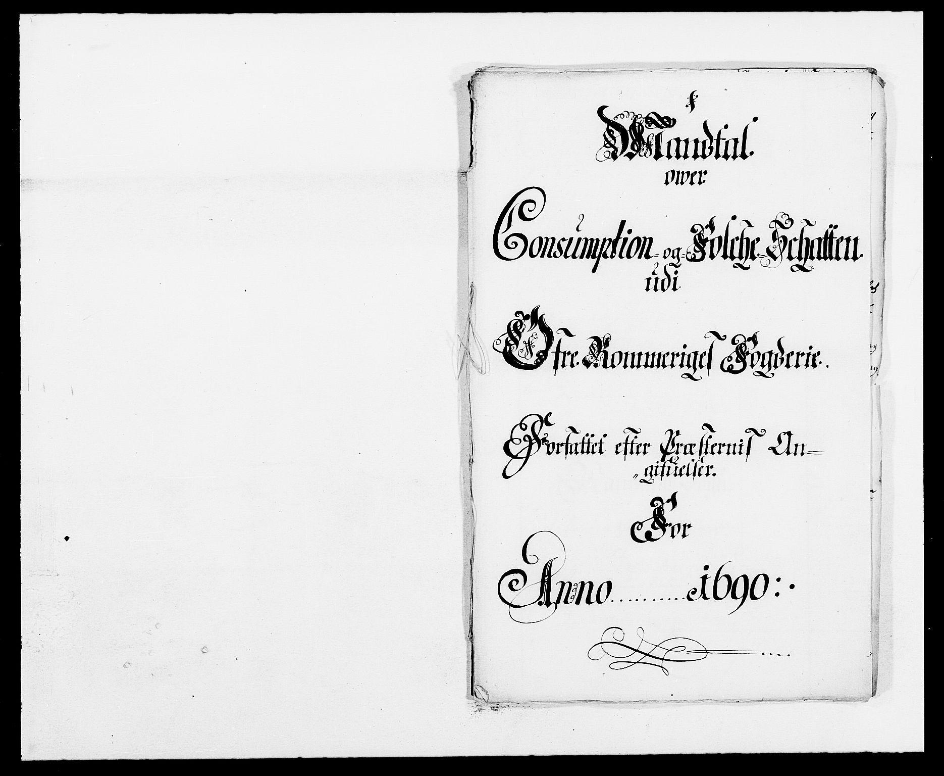 RA, Rentekammeret inntil 1814, Reviderte regnskaper, Fogderegnskap, R12/L0702: Fogderegnskap Øvre Romerike, 1690, s. 194