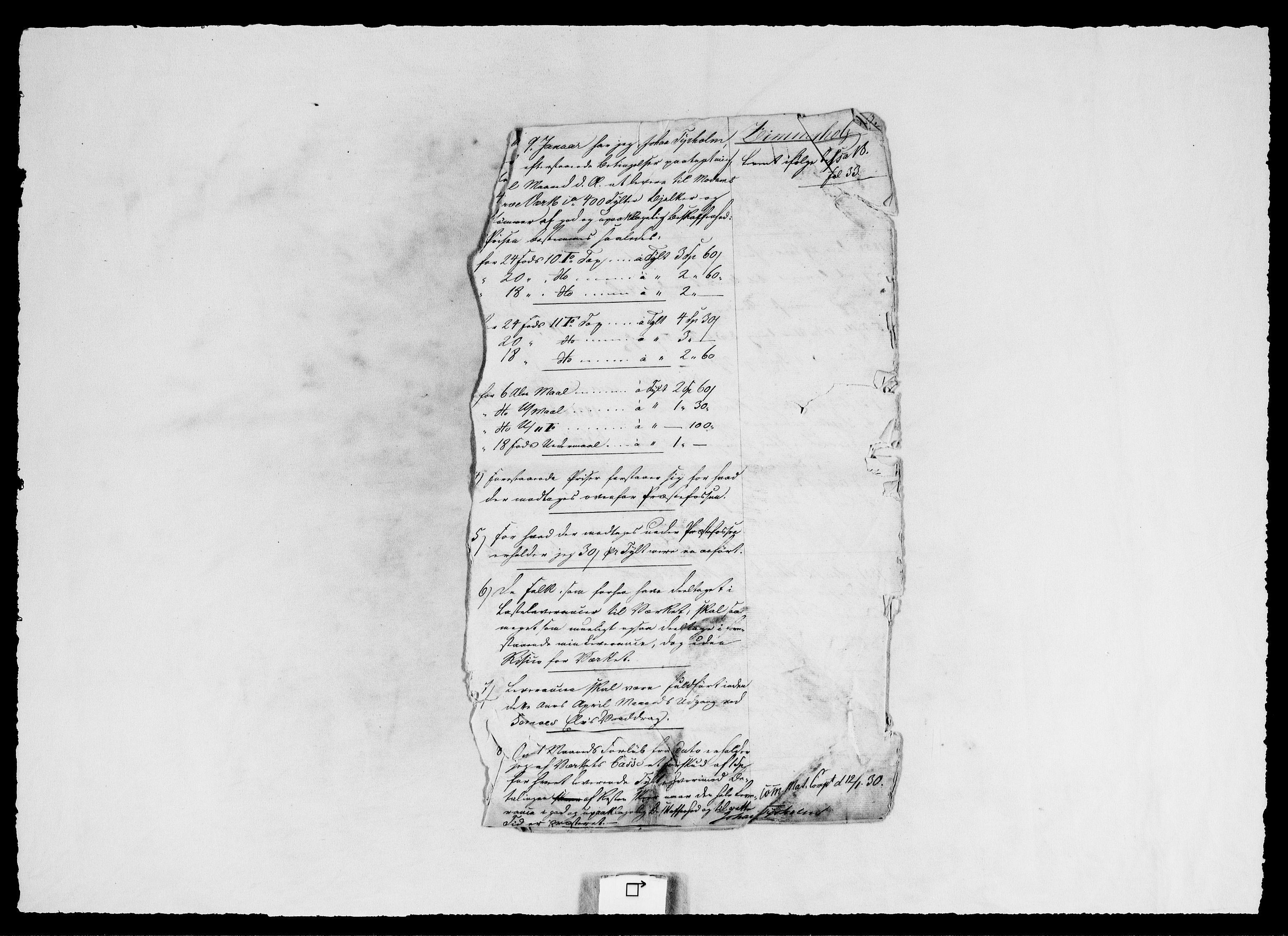 RA, Modums Blaafarveværk, G/Ga/L0063, 1827-1849, s. 182
