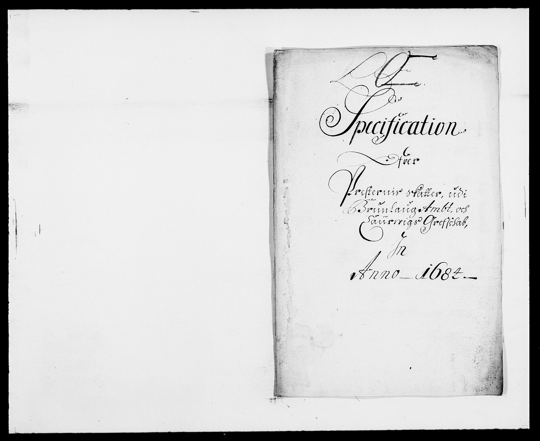 RA, Rentekammeret inntil 1814, Reviderte regnskaper, Fogderegnskap, R33/L1969: Fogderegnskap Larvik grevskap, 1675-1687, s. 461