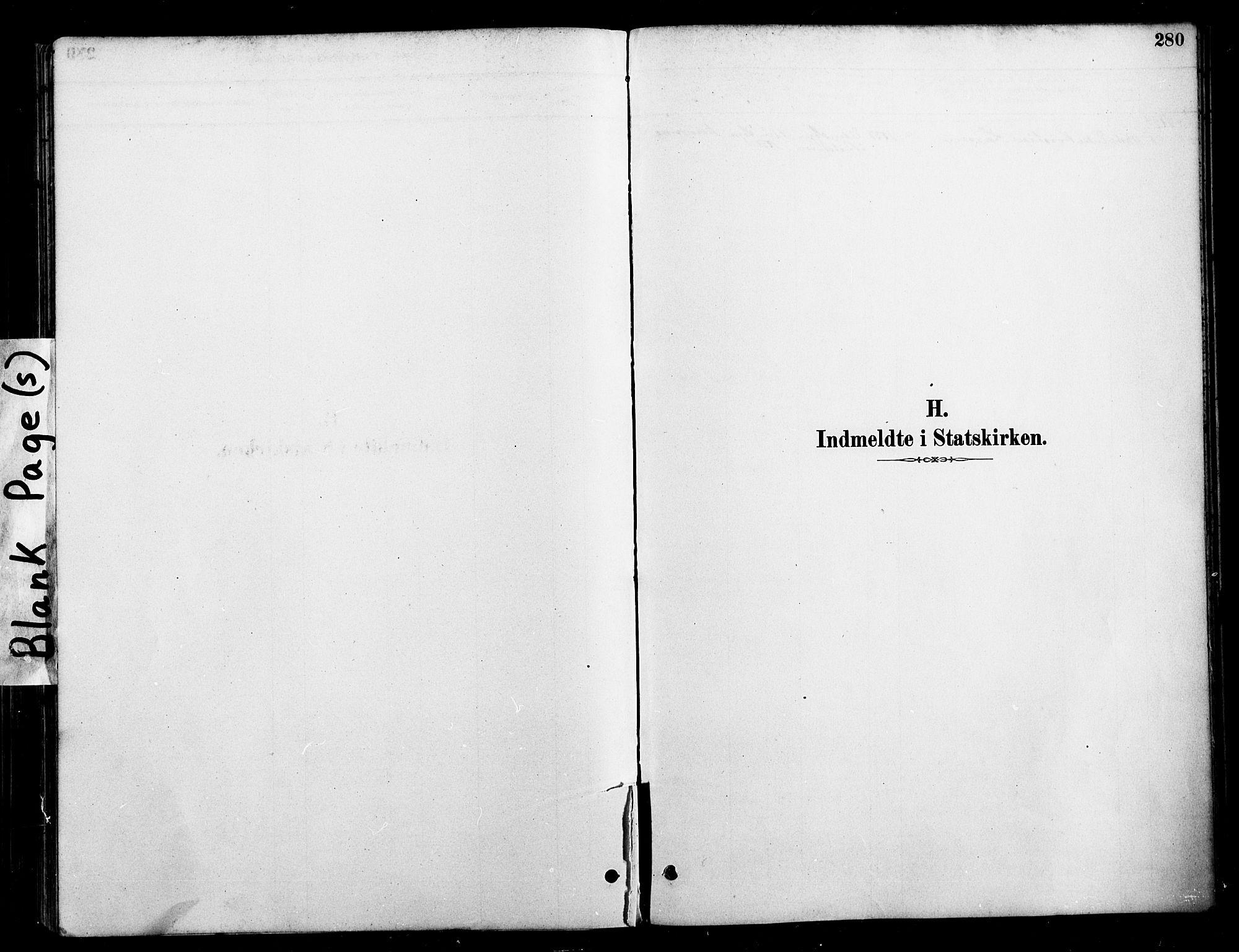 SAT, Ministerialprotokoller, klokkerbøker og fødselsregistre - Nord-Trøndelag, 709/L0077: Ministerialbok nr. 709A17, 1880-1895, s. 280