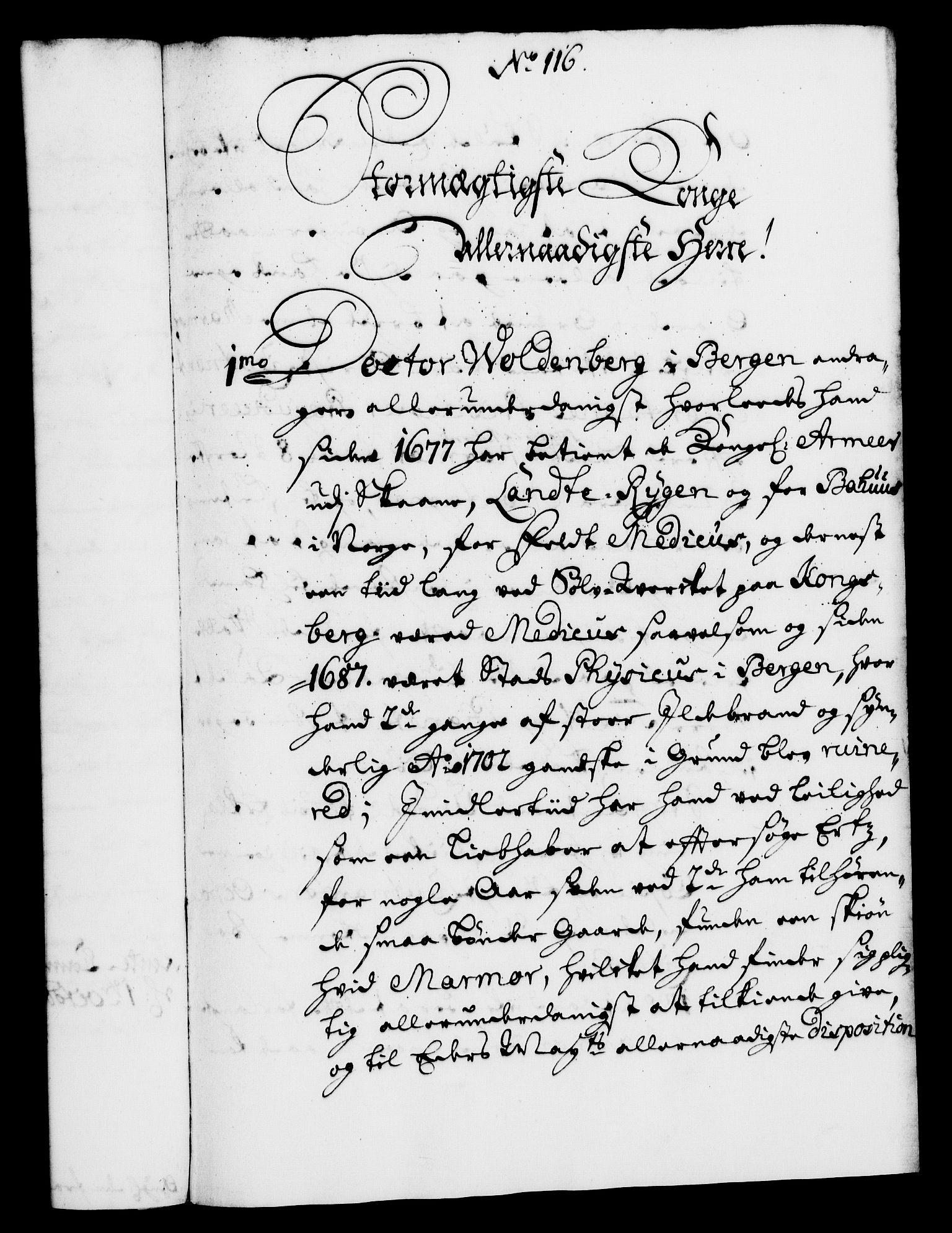 RA, Rentekammeret, Kammerkanselliet, G/Gf/Gfa/L0005: Norsk relasjons- og resolusjonsprotokoll (merket RK 52.5), 1722, s. 596