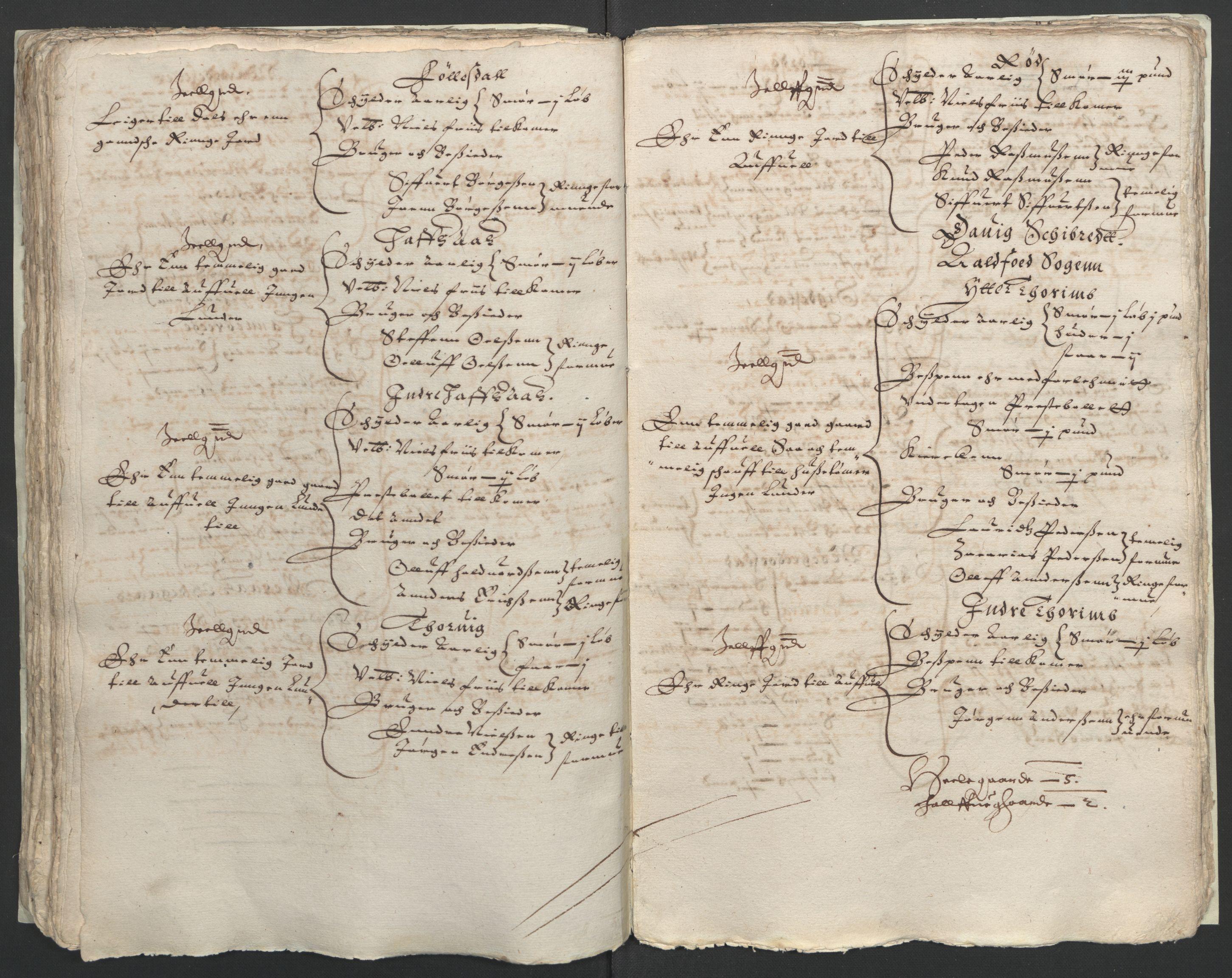 RA, Stattholderembetet 1572-1771, Ek/L0005: Jordebøker til utlikning av garnisonsskatt 1624-1626:, 1626, s. 104