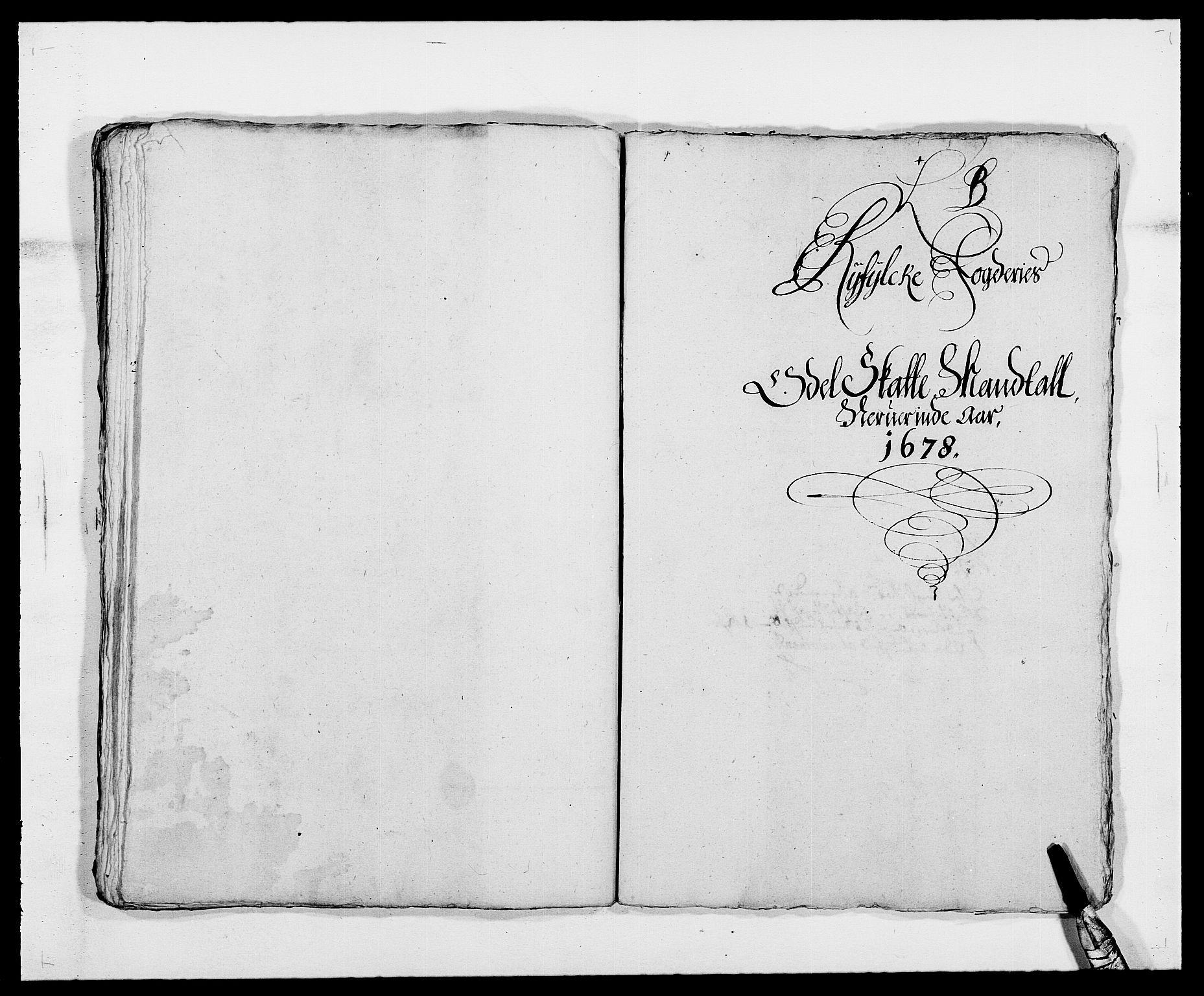 RA, Rentekammeret inntil 1814, Reviderte regnskaper, Fogderegnskap, R47/L2848: Fogderegnskap Ryfylke, 1678, s. 106