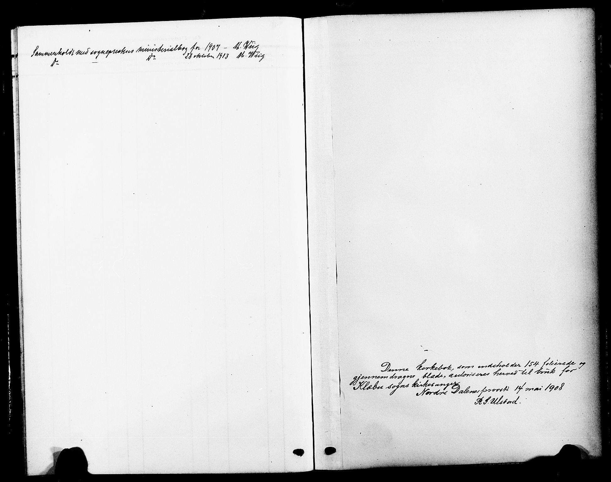 SAT, Ministerialprotokoller, klokkerbøker og fødselsregistre - Sør-Trøndelag, 618/L0453: Klokkerbok nr. 618C04, 1907-1925, s. 149