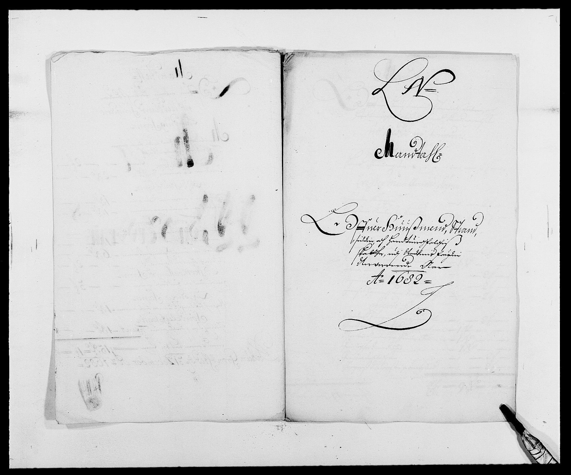 RA, Rentekammeret inntil 1814, Reviderte regnskaper, Fogderegnskap, R39/L2304: Fogderegnskap Nedenes, 1680-1682, s. 338