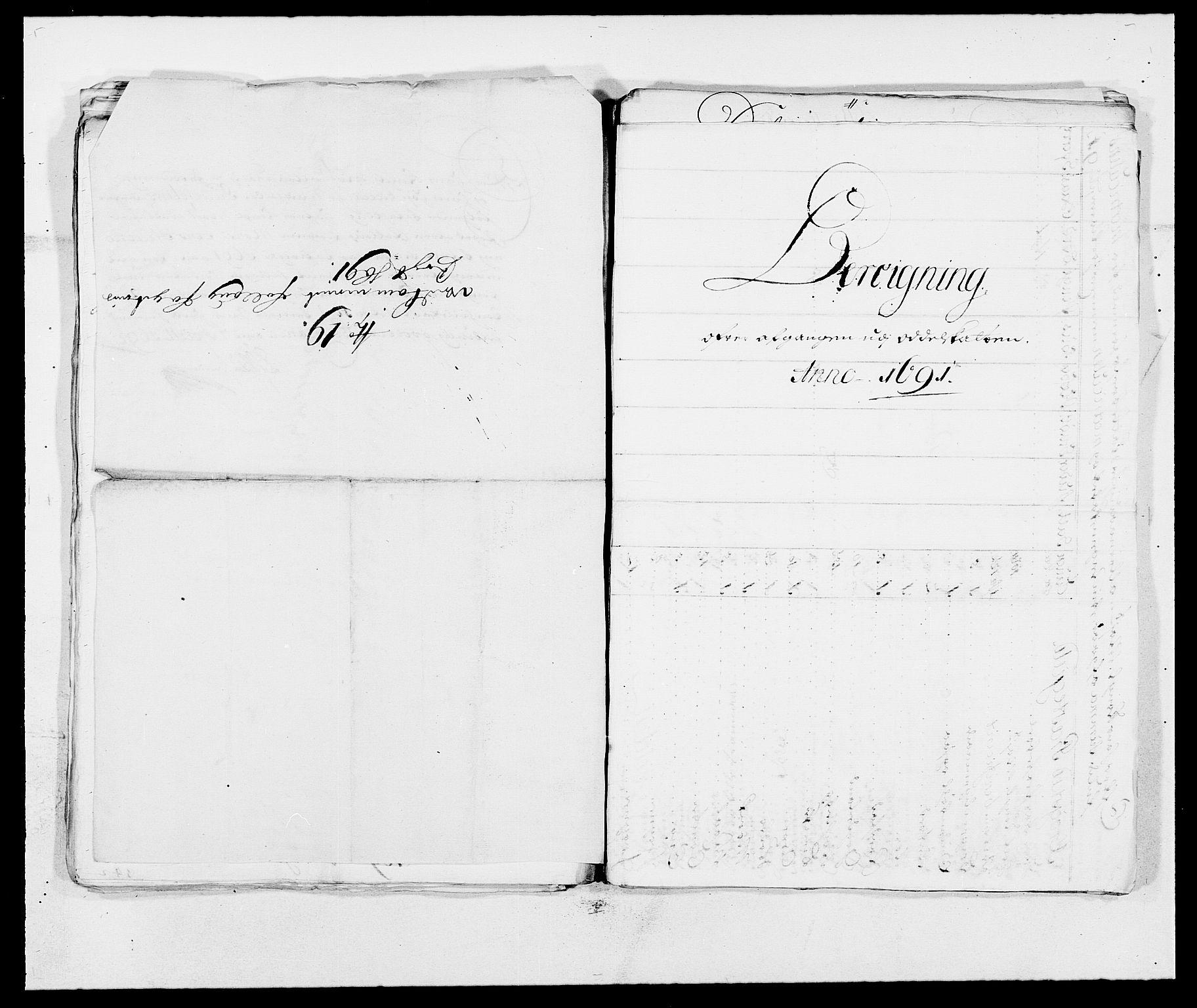 RA, Rentekammeret inntil 1814, Reviderte regnskaper, Fogderegnskap, R09/L0436: Fogderegnskap Follo, 1685-1691, s. 232
