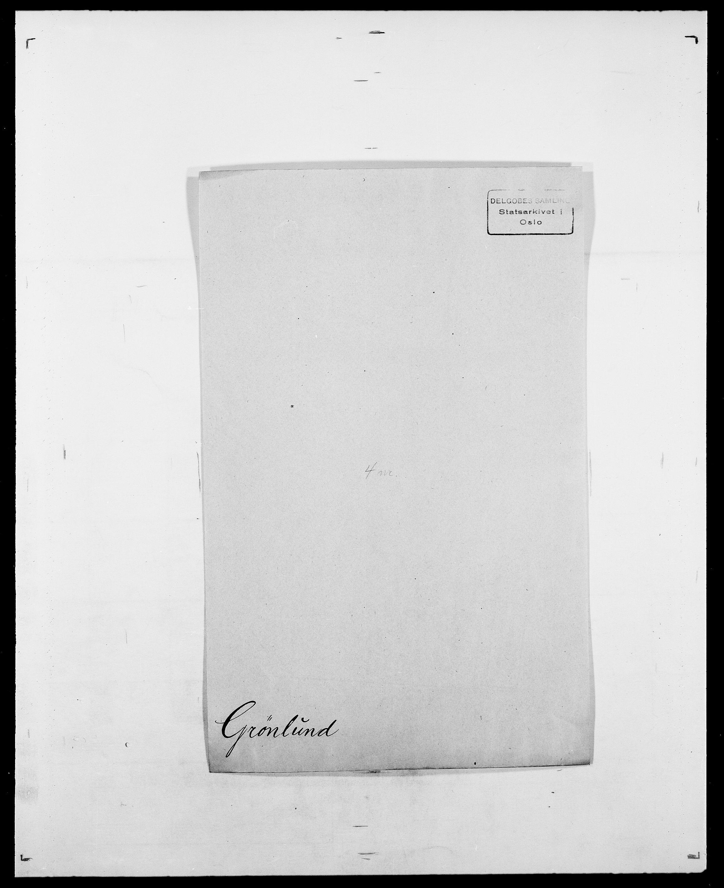 SAO, Delgobe, Charles Antoine - samling, D/Da/L0015: Grodtshilling - Halvorsæth, s. 252