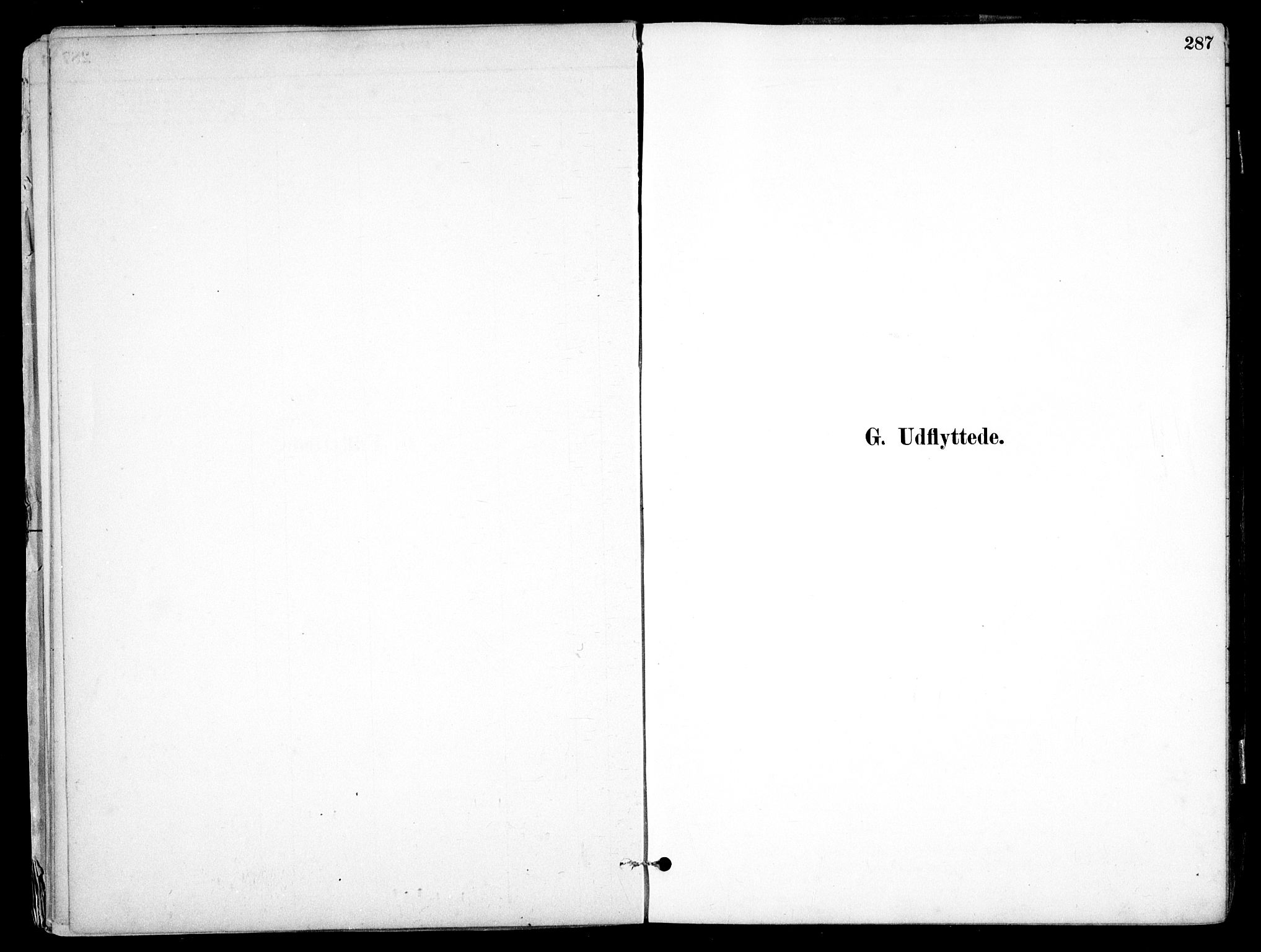 SAO, Nes prestekontor Kirkebøker, F/Fb/L0002: Ministerialbok nr. II 2, 1883-1918, s. 287