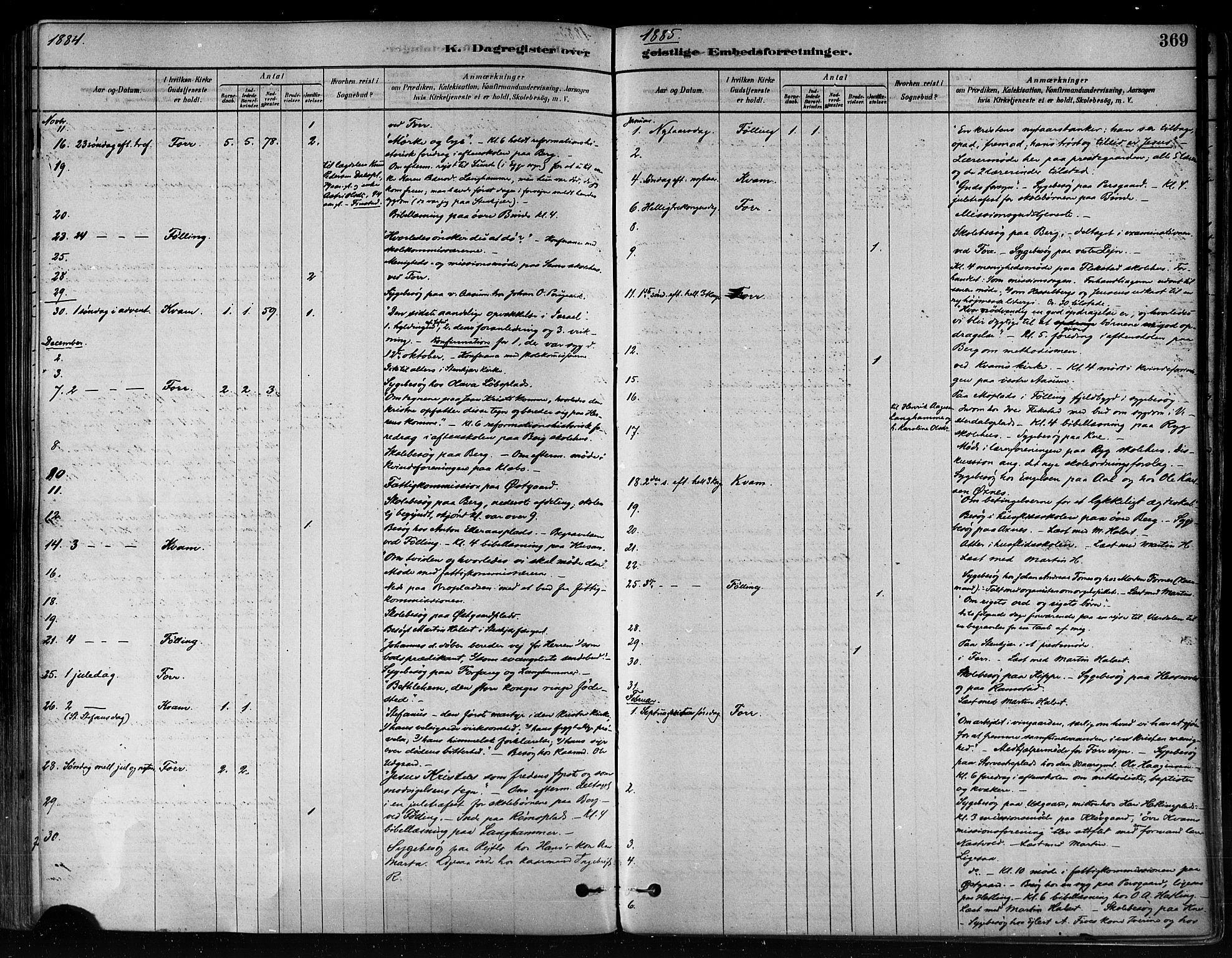 SAT, Ministerialprotokoller, klokkerbøker og fødselsregistre - Nord-Trøndelag, 746/L0448: Ministerialbok nr. 746A07 /1, 1878-1900, s. 369