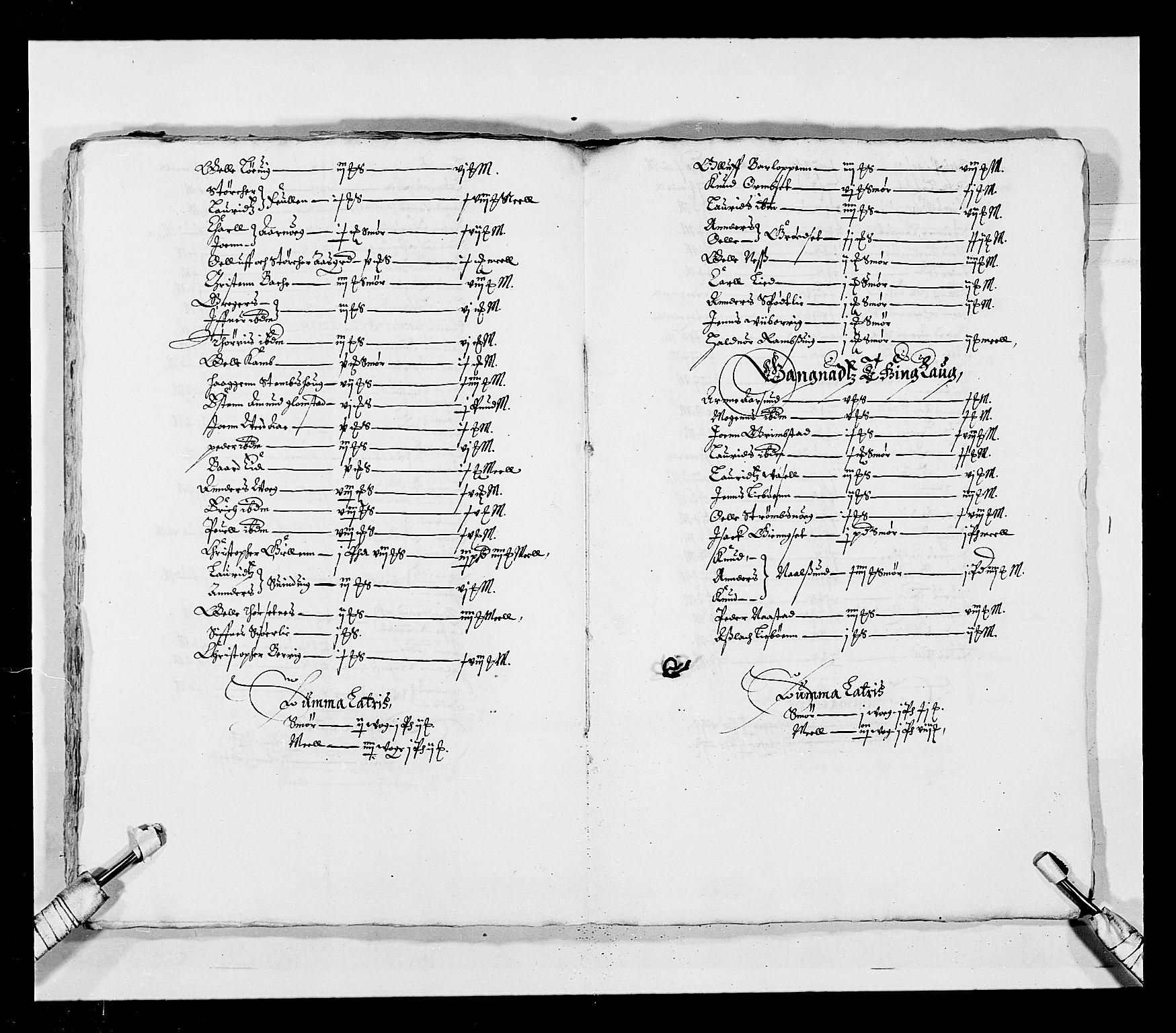 RA, Stattholderembetet 1572-1771, Ek/L0028: Jordebøker 1633-1658:, 1645-1646, s. 18