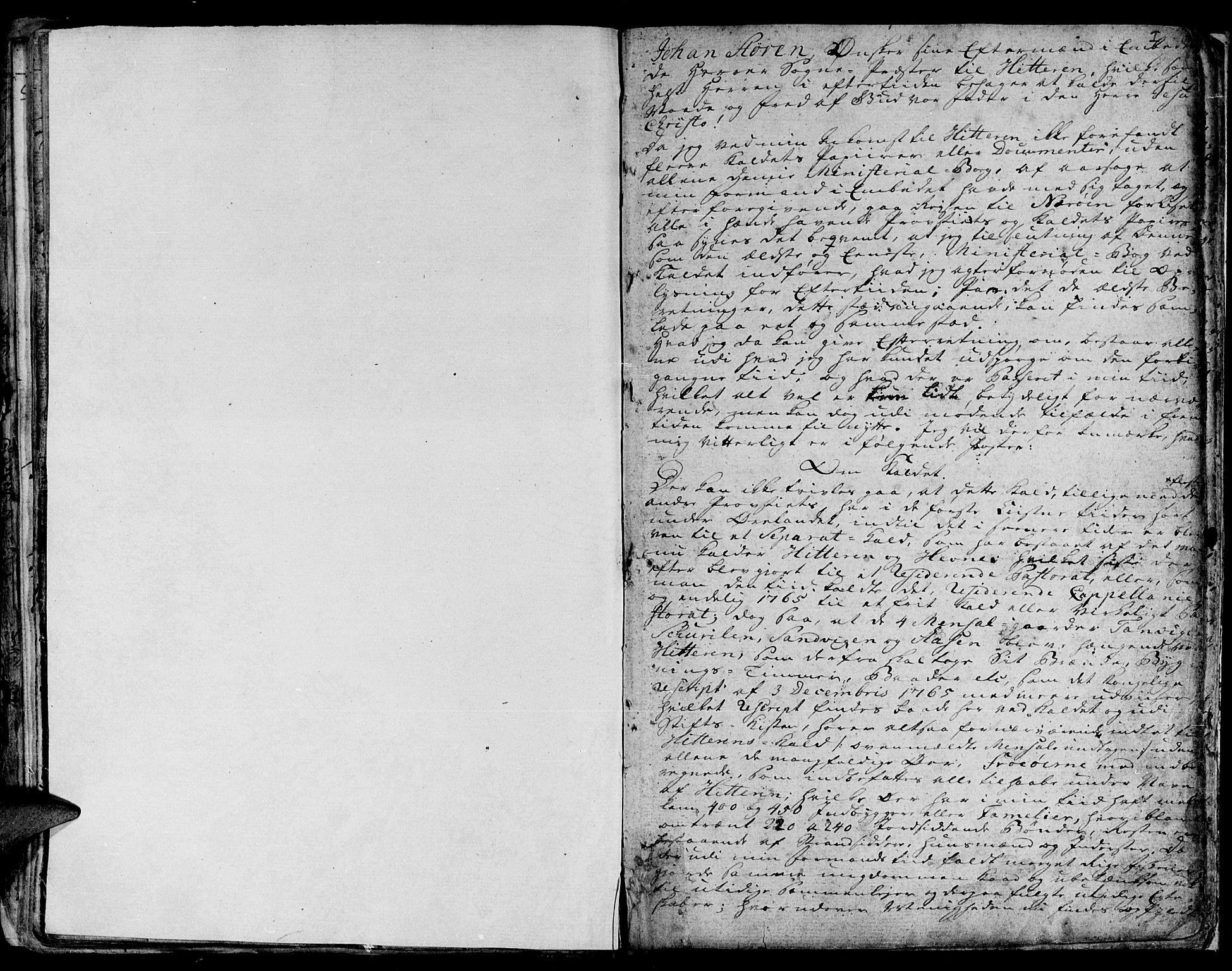 SAT, Ministerialprotokoller, klokkerbøker og fødselsregistre - Sør-Trøndelag, 634/L0525: Ministerialbok nr. 634A01, 1736-1775, s. 309