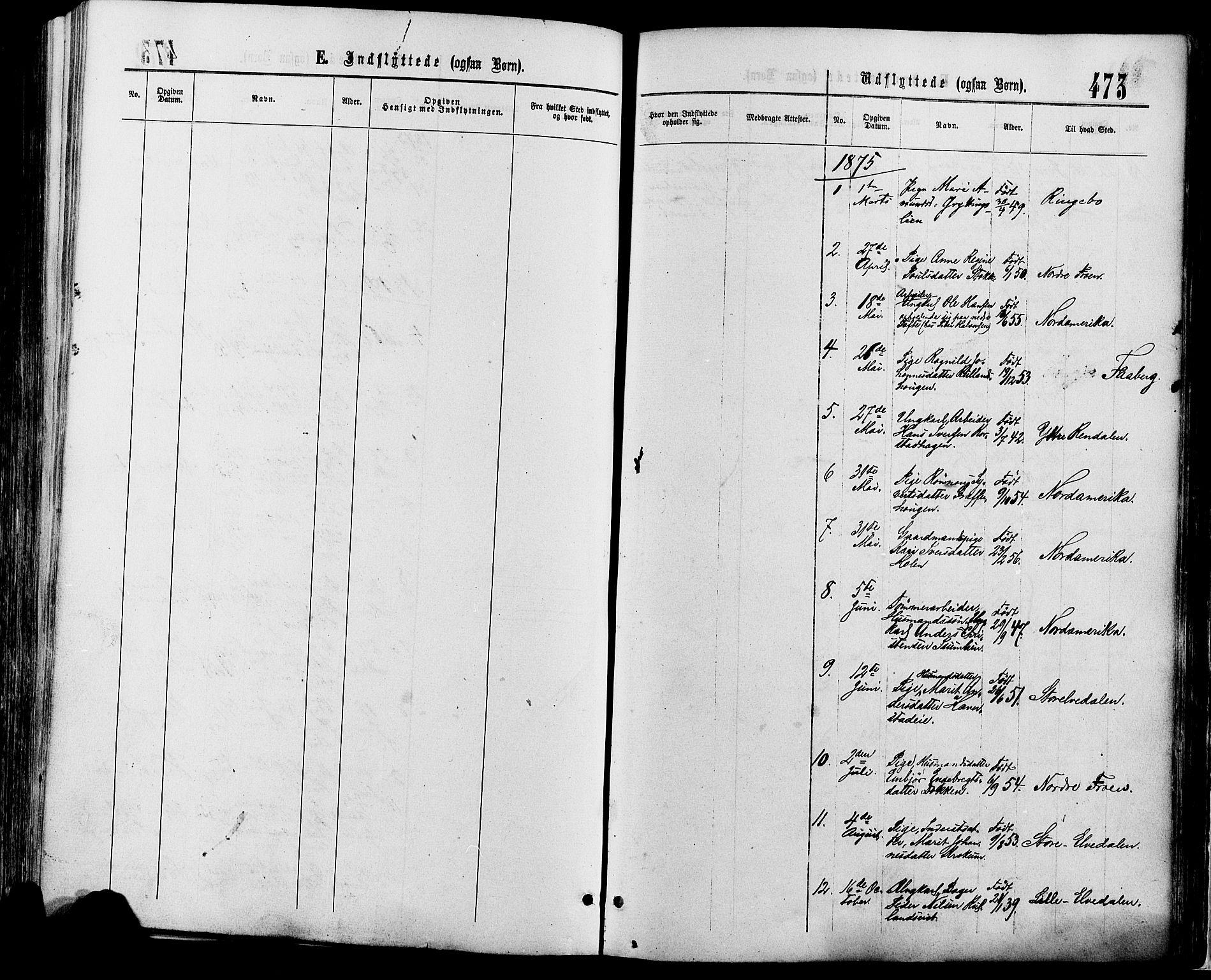 SAH, Sør-Fron prestekontor, H/Ha/Haa/L0002: Ministerialbok nr. 2, 1864-1880, s. 473