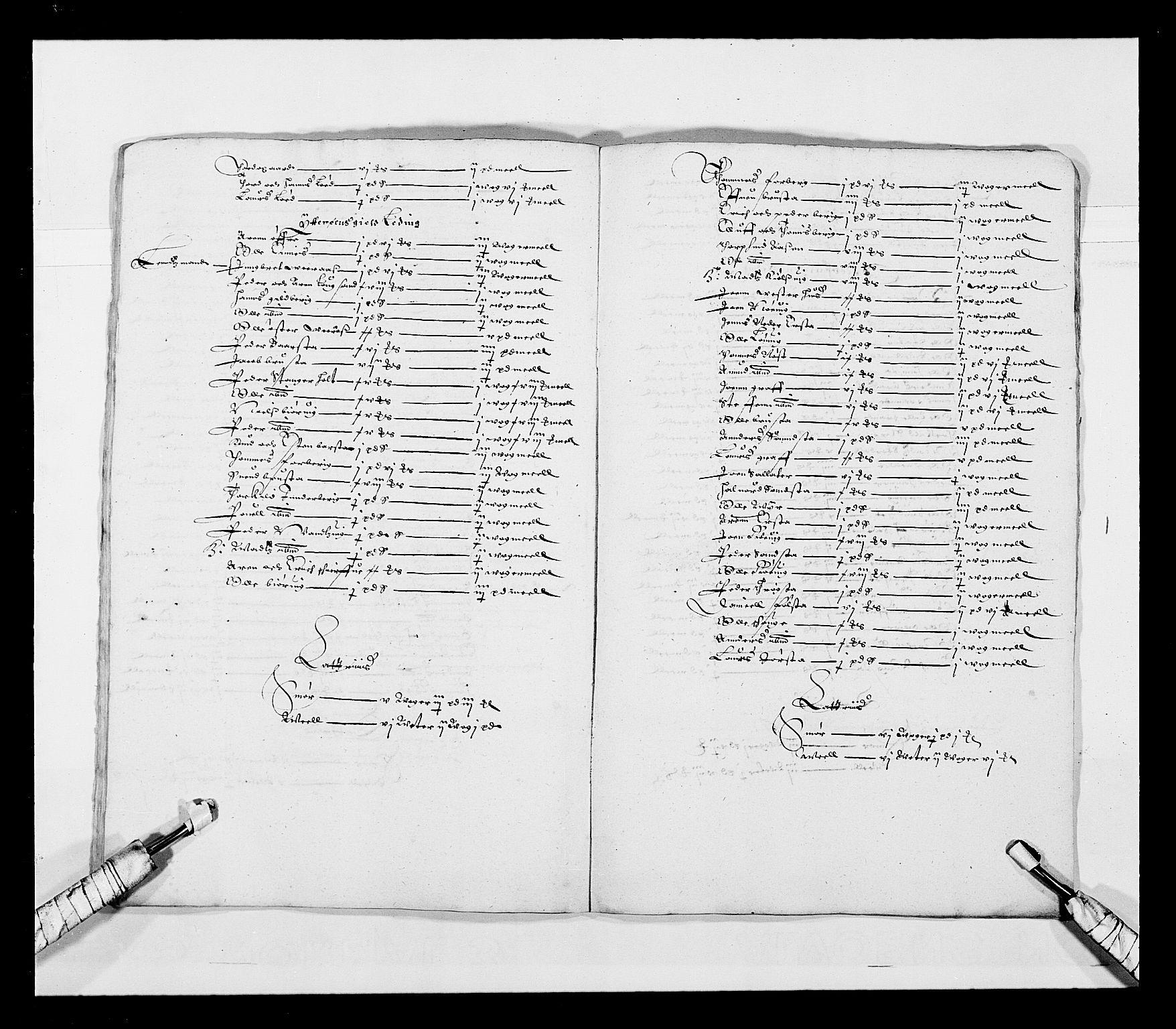 RA, Stattholderembetet 1572-1771, Ek/L0028: Jordebøker 1633-1658:, 1645-1646, s. 118