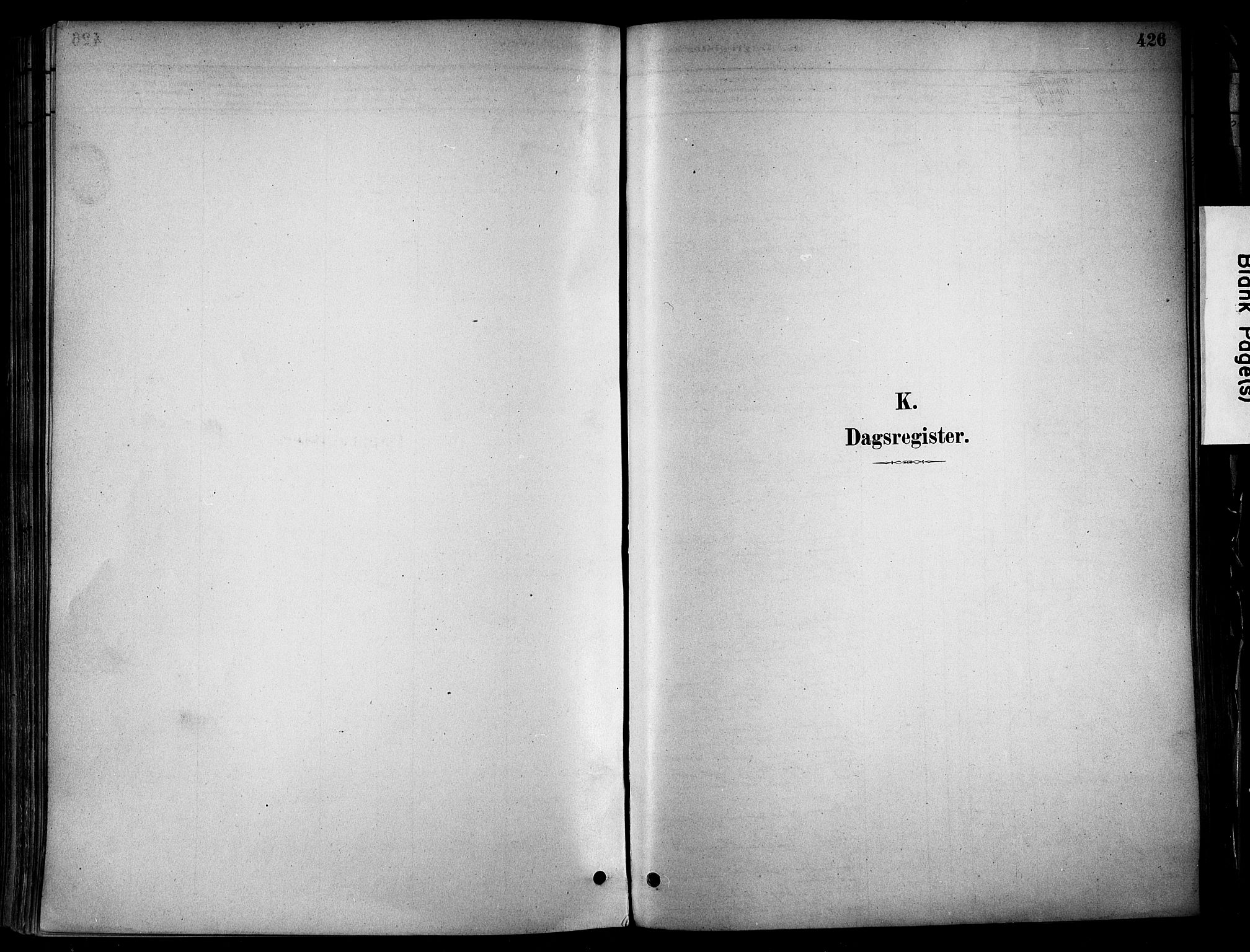 SAH, Stange prestekontor, K/L0017: Ministerialbok nr. 17, 1880-1893, s. 426