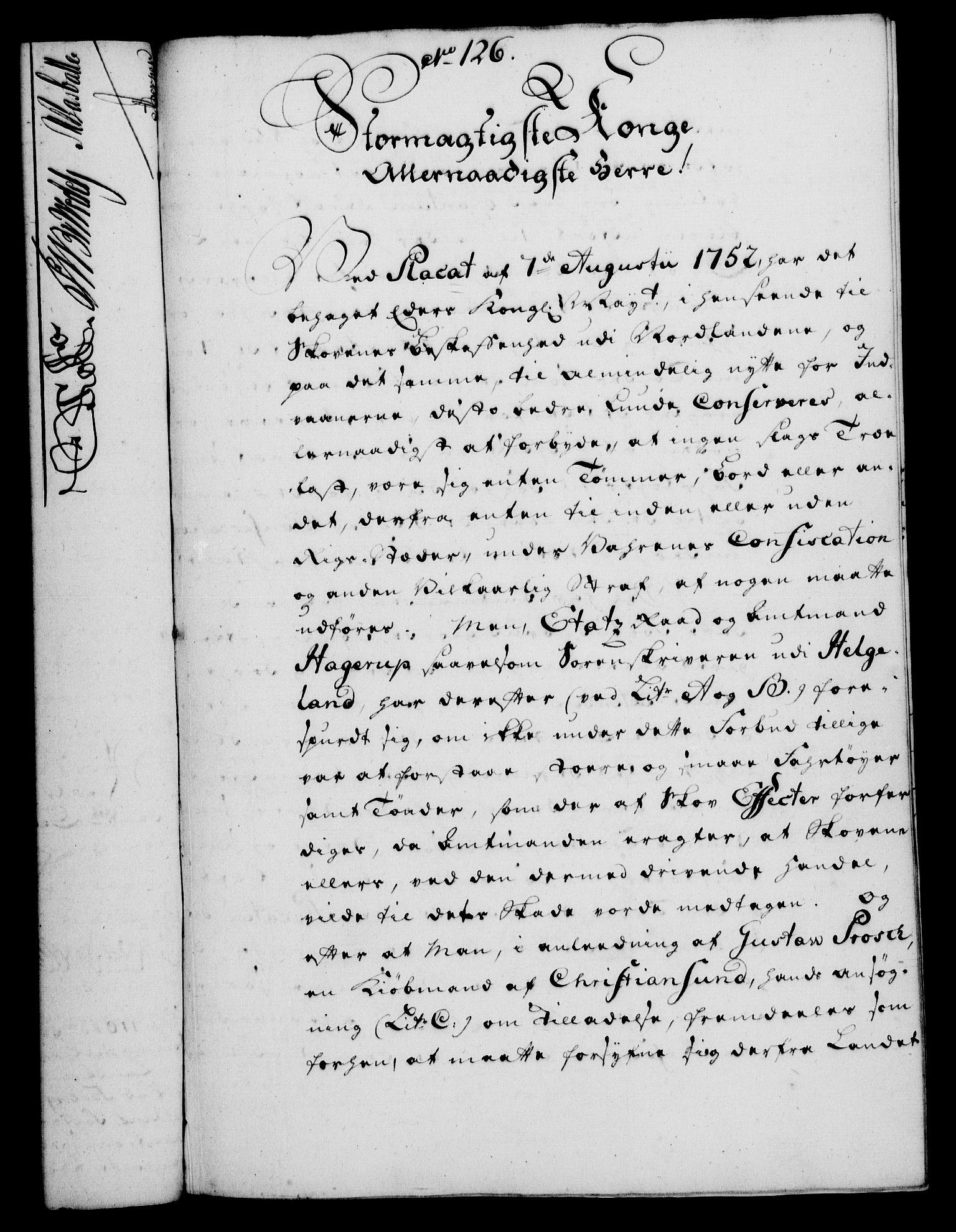 RA, Rentekammeret, Kammerkanselliet, G/Gf/Gfa/L0037: Norsk relasjons- og resolusjonsprotokoll (merket RK 52.37), 1755, s. 644