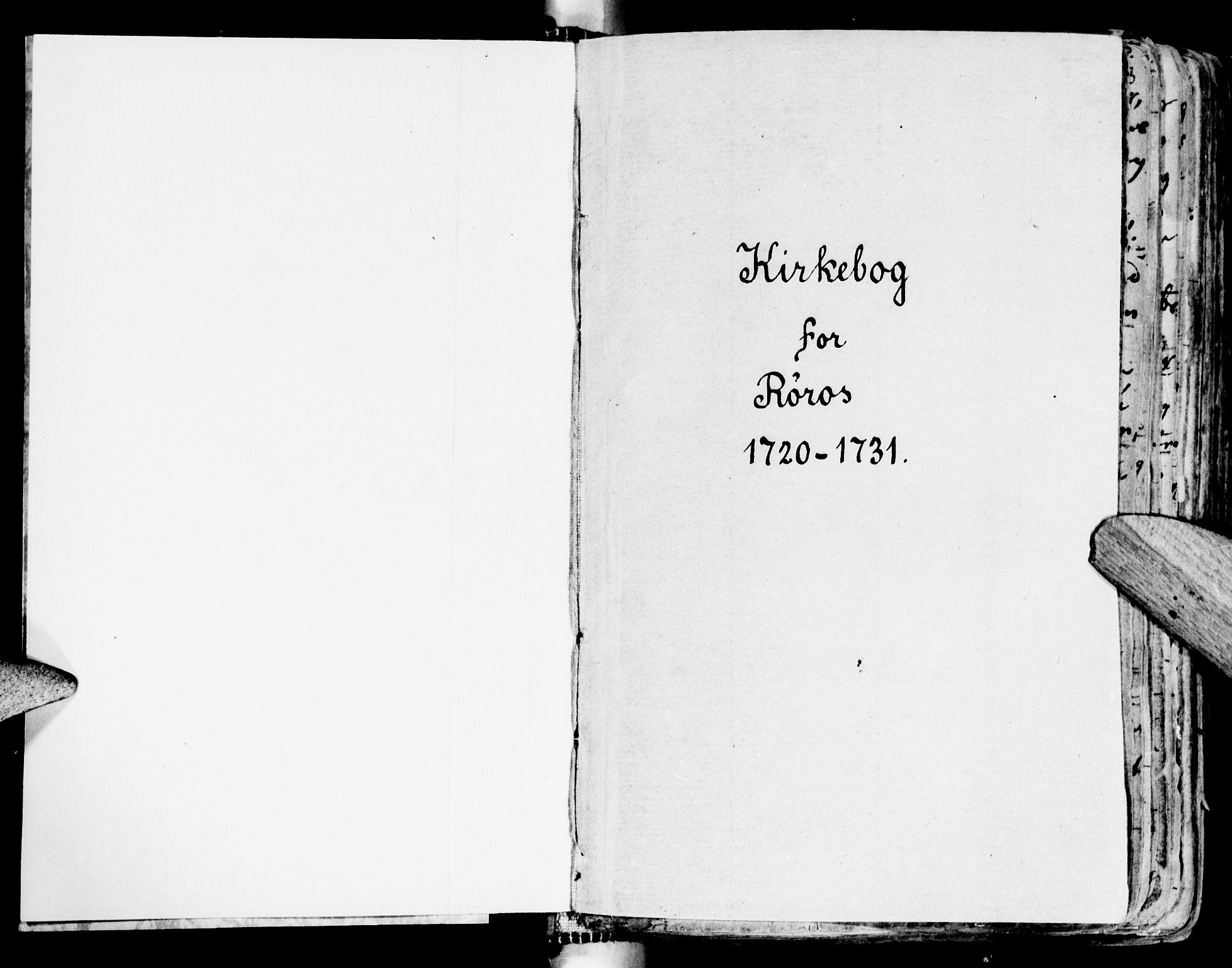 SAT, Ministerialprotokoller, klokkerbøker og fødselsregistre - Sør-Trøndelag, 681/L0924: Ministerialbok nr. 681A02, 1720-1731