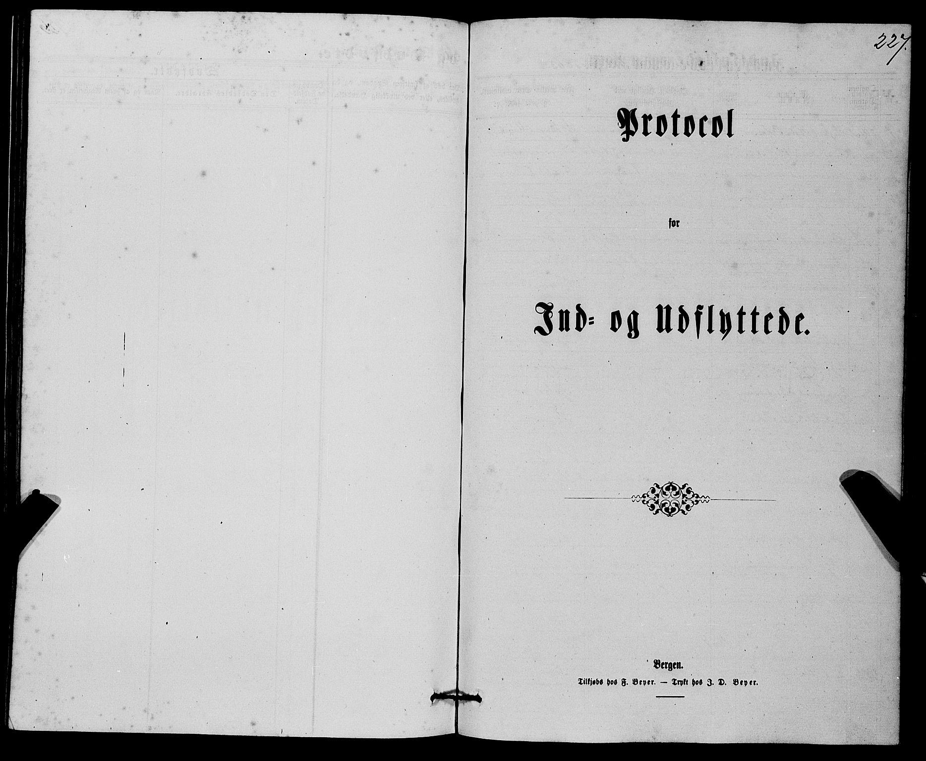 SAB, Finnås sokneprestembete, H/Ha/Haa/Haaa/L0008: Ministerialbok nr. A 8, 1863-1872, s. 227