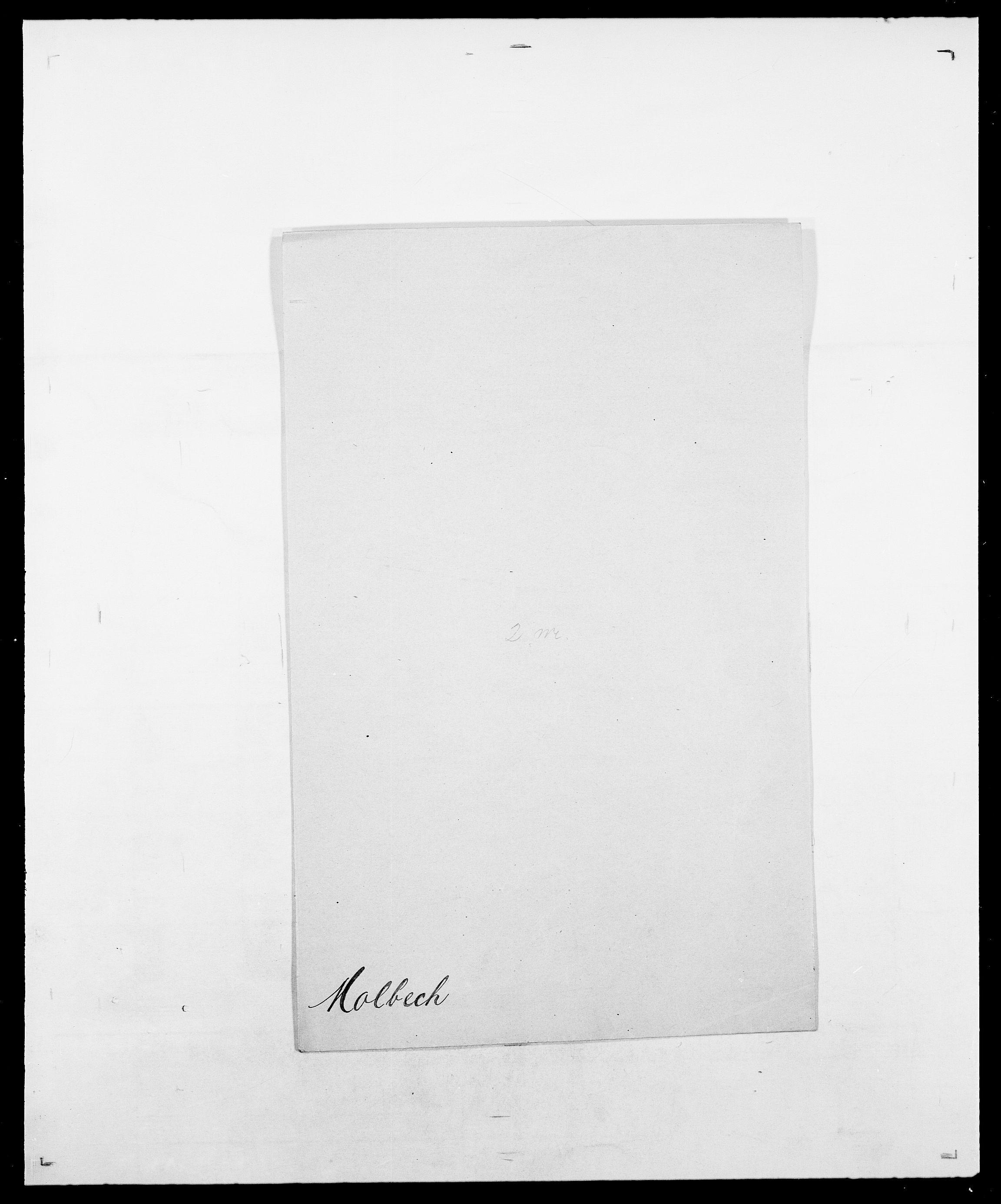 SAO, Delgobe, Charles Antoine - samling, D/Da/L0026: Mechelby - Montoppidan, s. 714