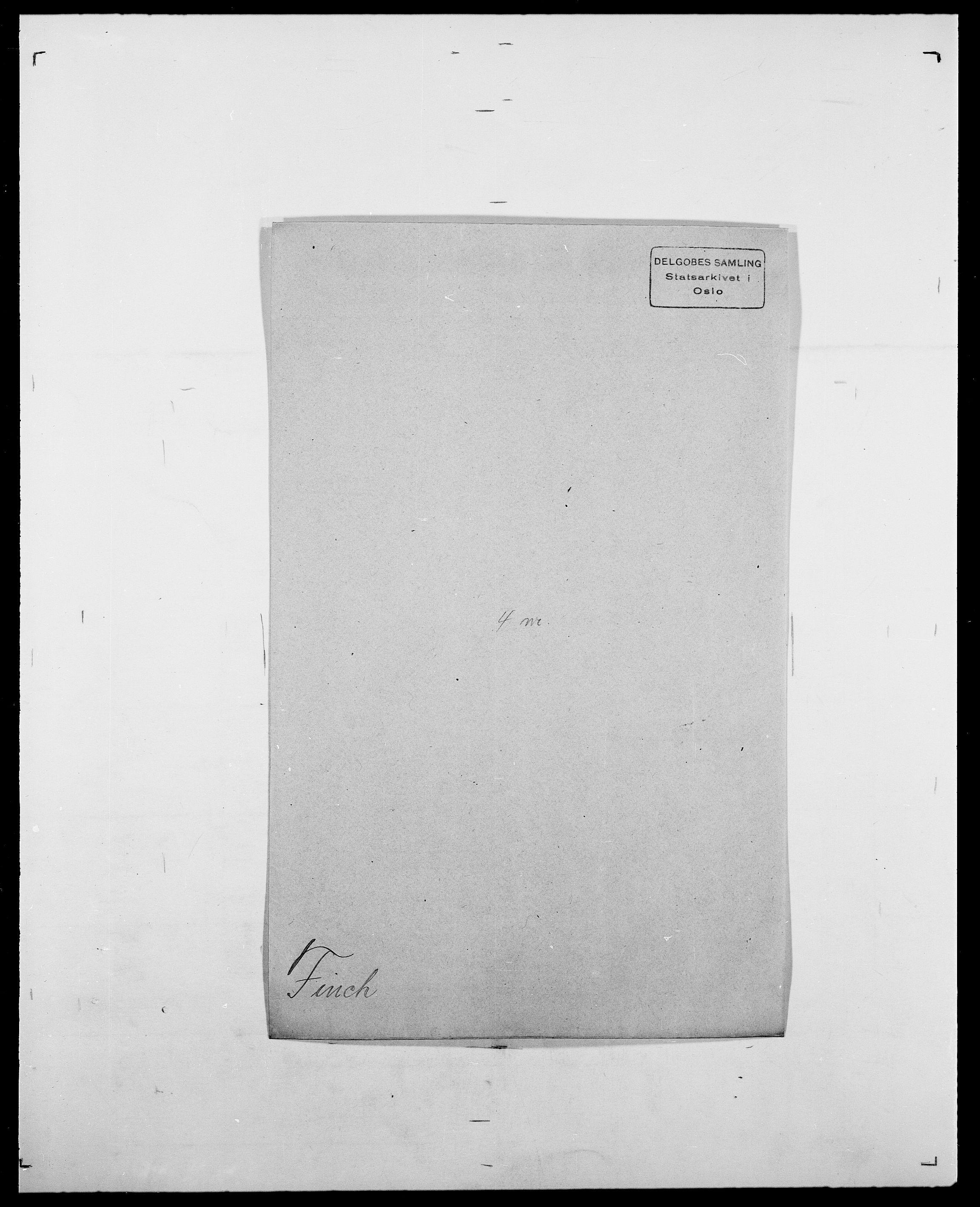 SAO, Delgobe, Charles Antoine - samling, D/Da/L0011: Fahlander - Flood, Flod, s. 442
