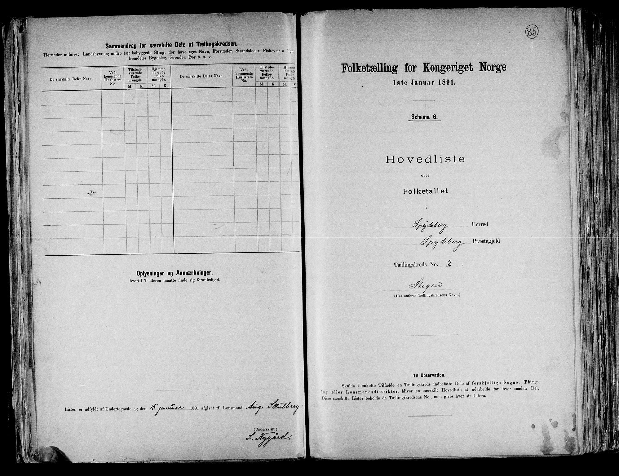 RA, Folketelling 1891 for 0123 Spydeberg herred, 1891, s. 24
