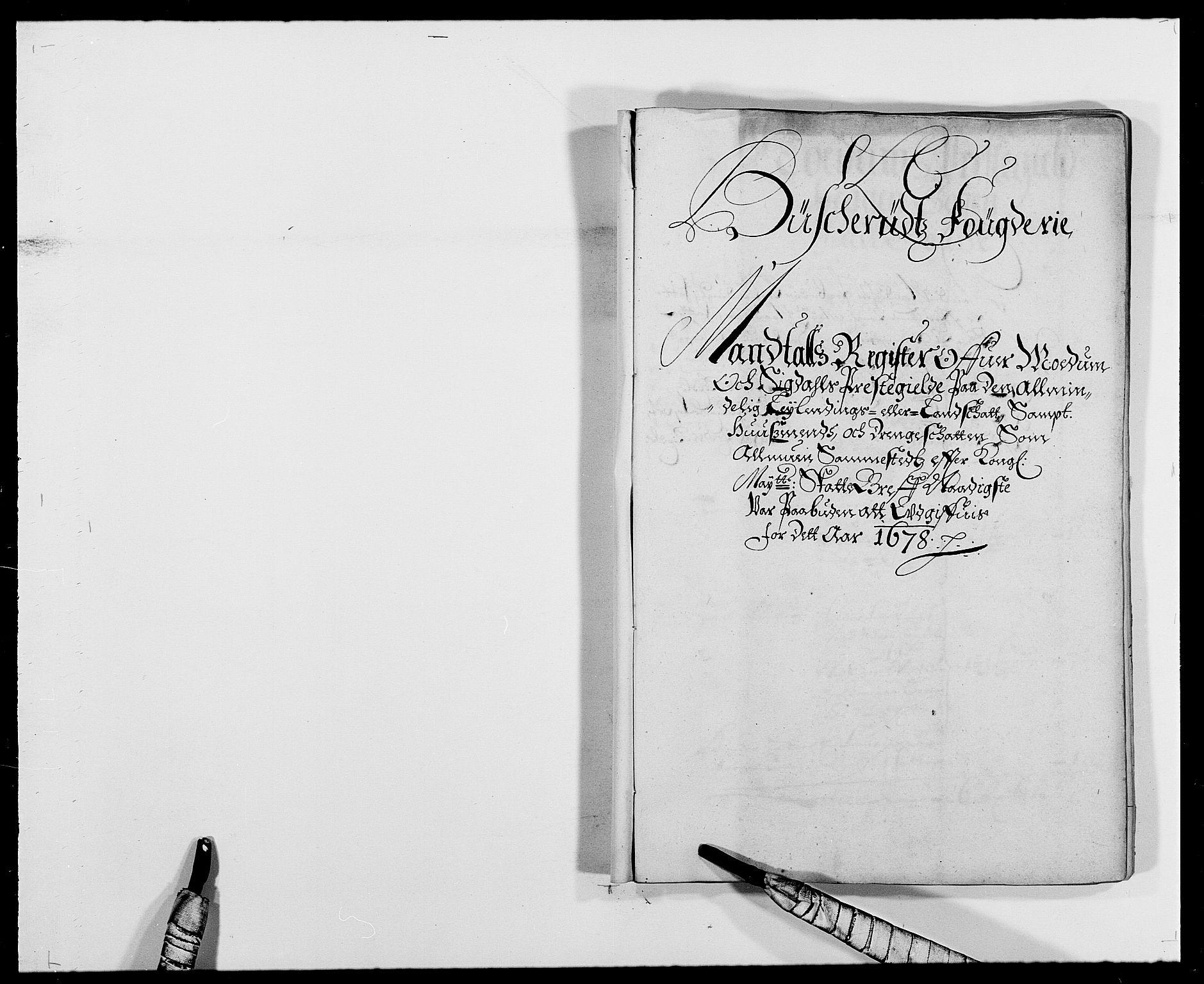 RA, Rentekammeret inntil 1814, Reviderte regnskaper, Fogderegnskap, R25/L1674: Fogderegnskap Buskerud, 1678-1681, s. 41