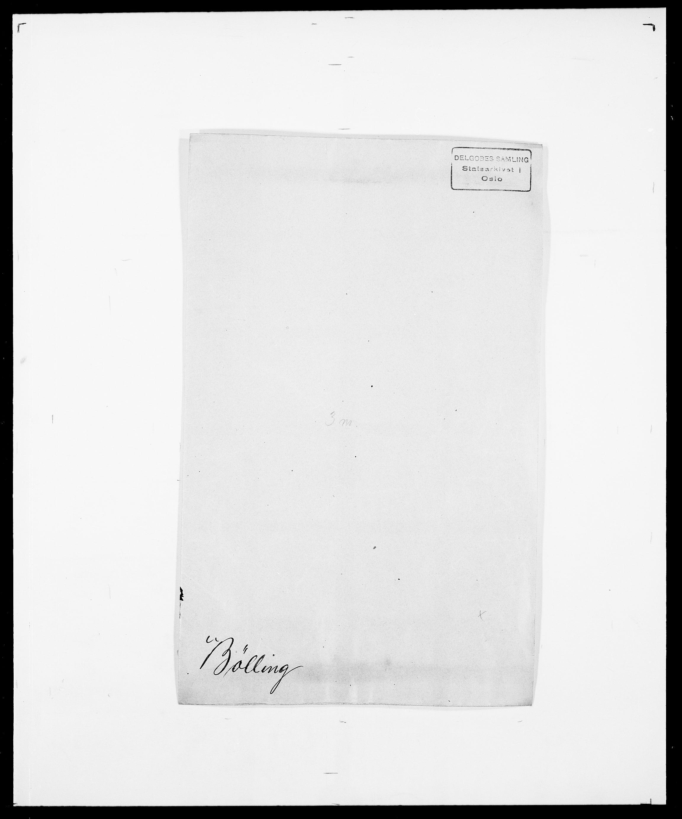 SAO, Delgobe, Charles Antoine - samling, D/Da/L0007: Buaas - Caphengst, s. 757