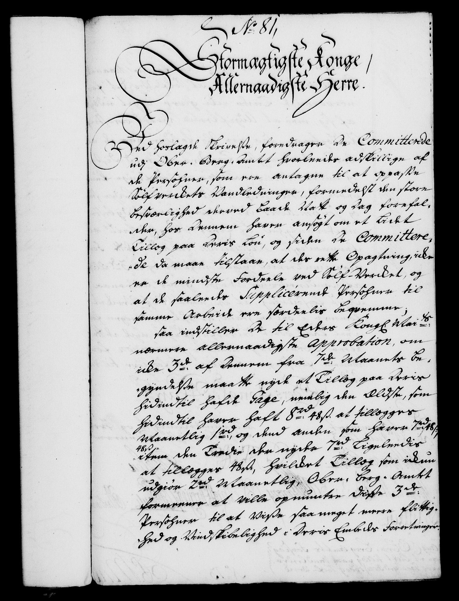 RA, Rentekammeret, Kammerkanselliet, G/Gf/Gfa/L0026: Norsk relasjons- og resolusjonsprotokoll (merket RK 52.26), 1743, s. 524