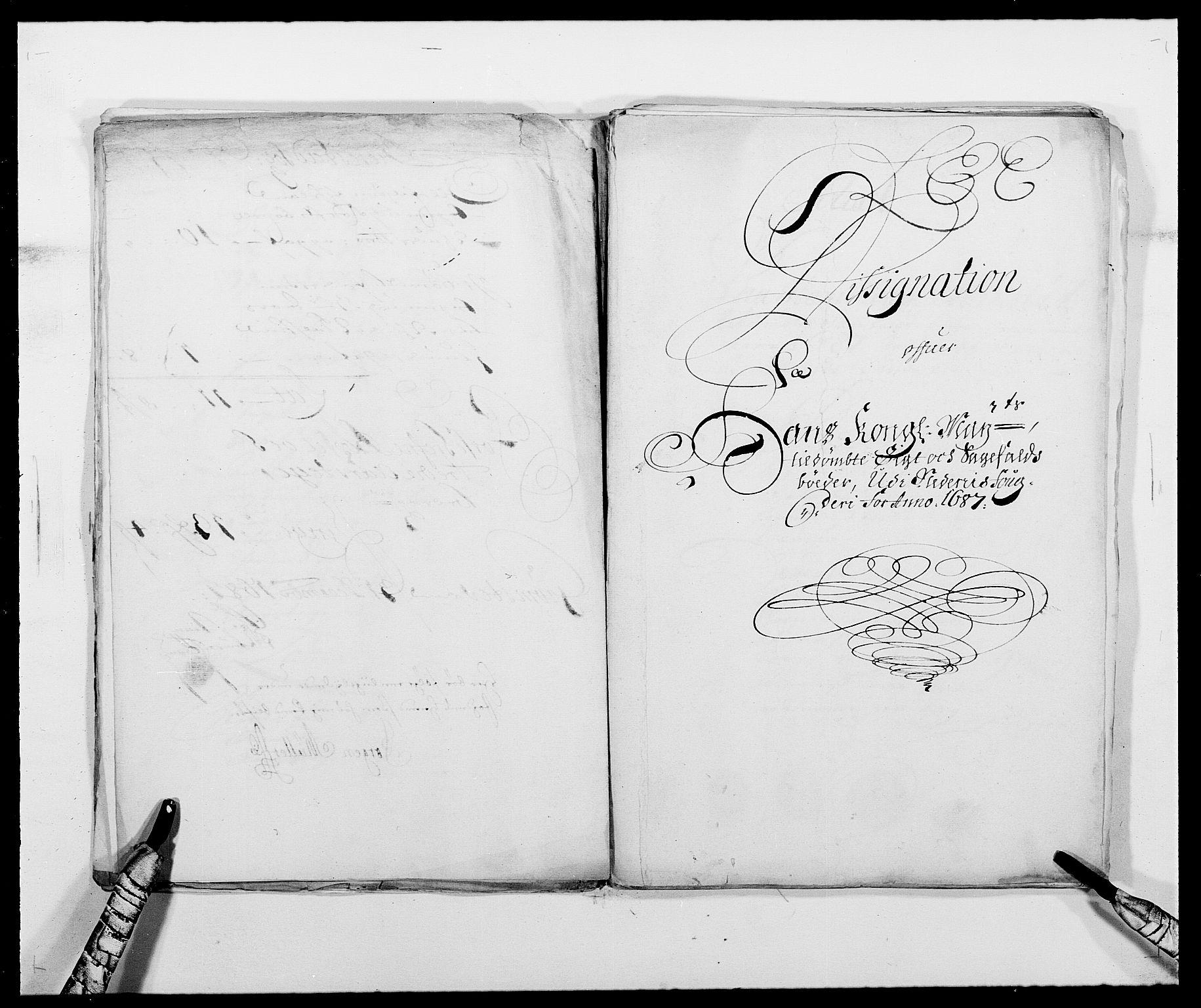RA, Rentekammeret inntil 1814, Reviderte regnskaper, Fogderegnskap, R39/L2309: Fogderegnskap Nedenes, 1684-1689, s. 17