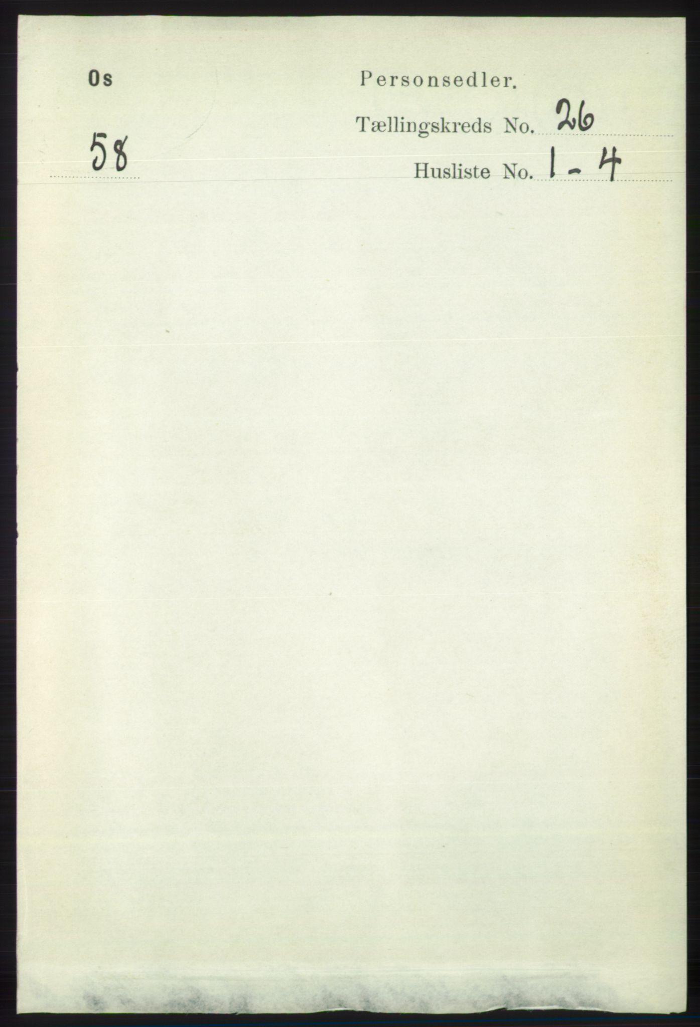 RA, Folketelling 1891 for 1243 Os herred, 1891, s. 5477