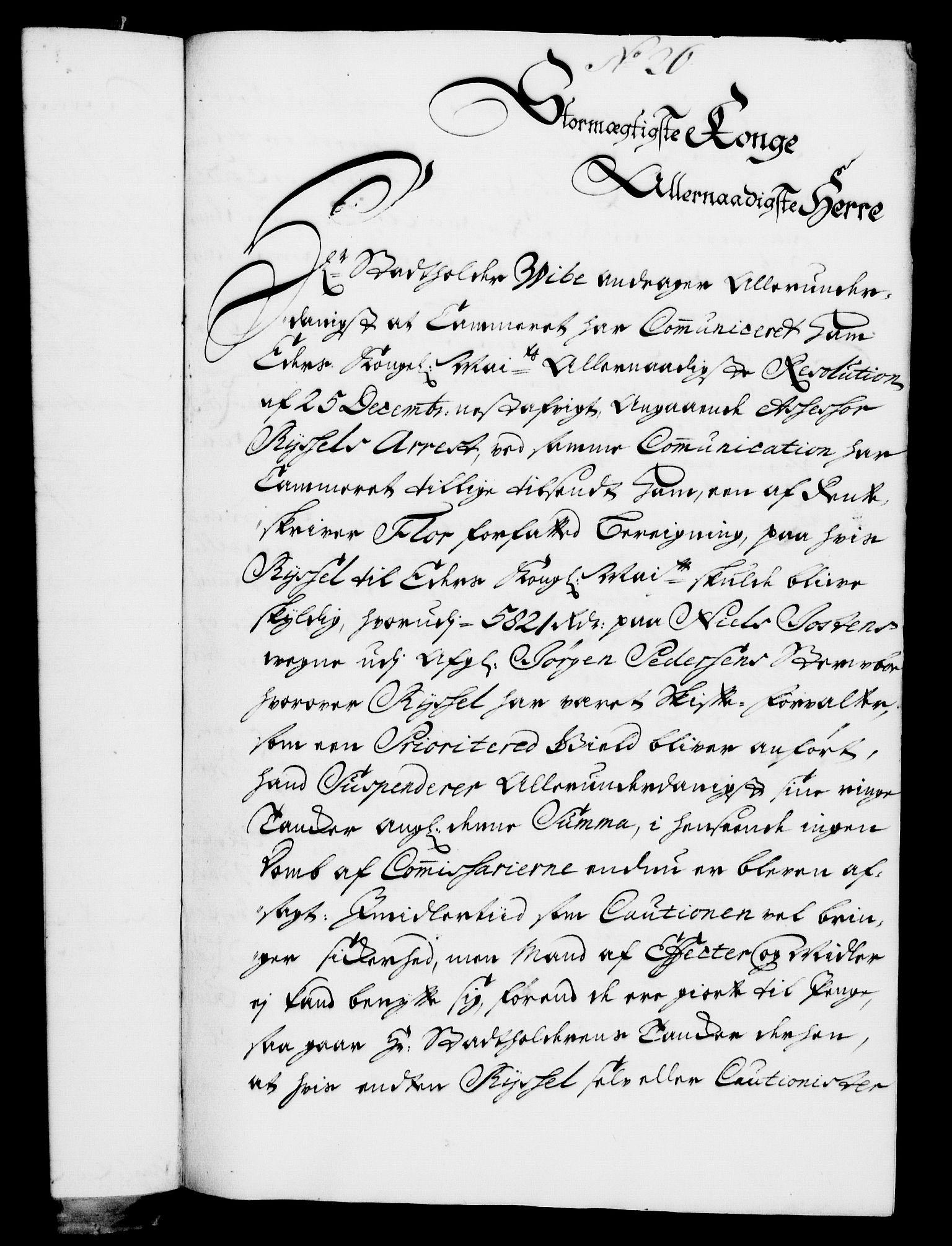 RA, Rentekammeret, Kammerkanselliet, G/Gf/Gfa/L0007: Norsk relasjons- og resolusjonsprotokoll (merket RK 52.7), 1724, s. 202