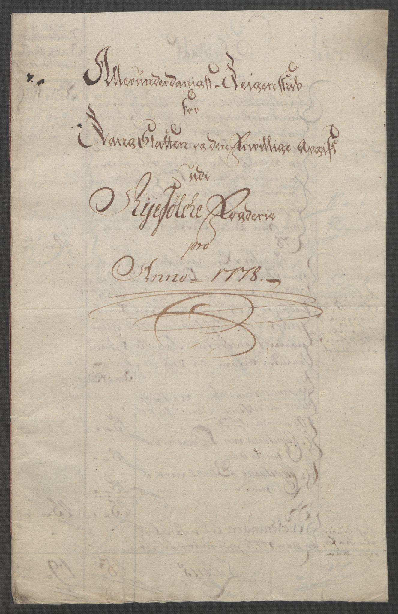 RA, Rentekammeret inntil 1814, Reviderte regnskaper, Fogderegnskap, R47/L2972: Ekstraskatten Ryfylke, 1762-1780, s. 599