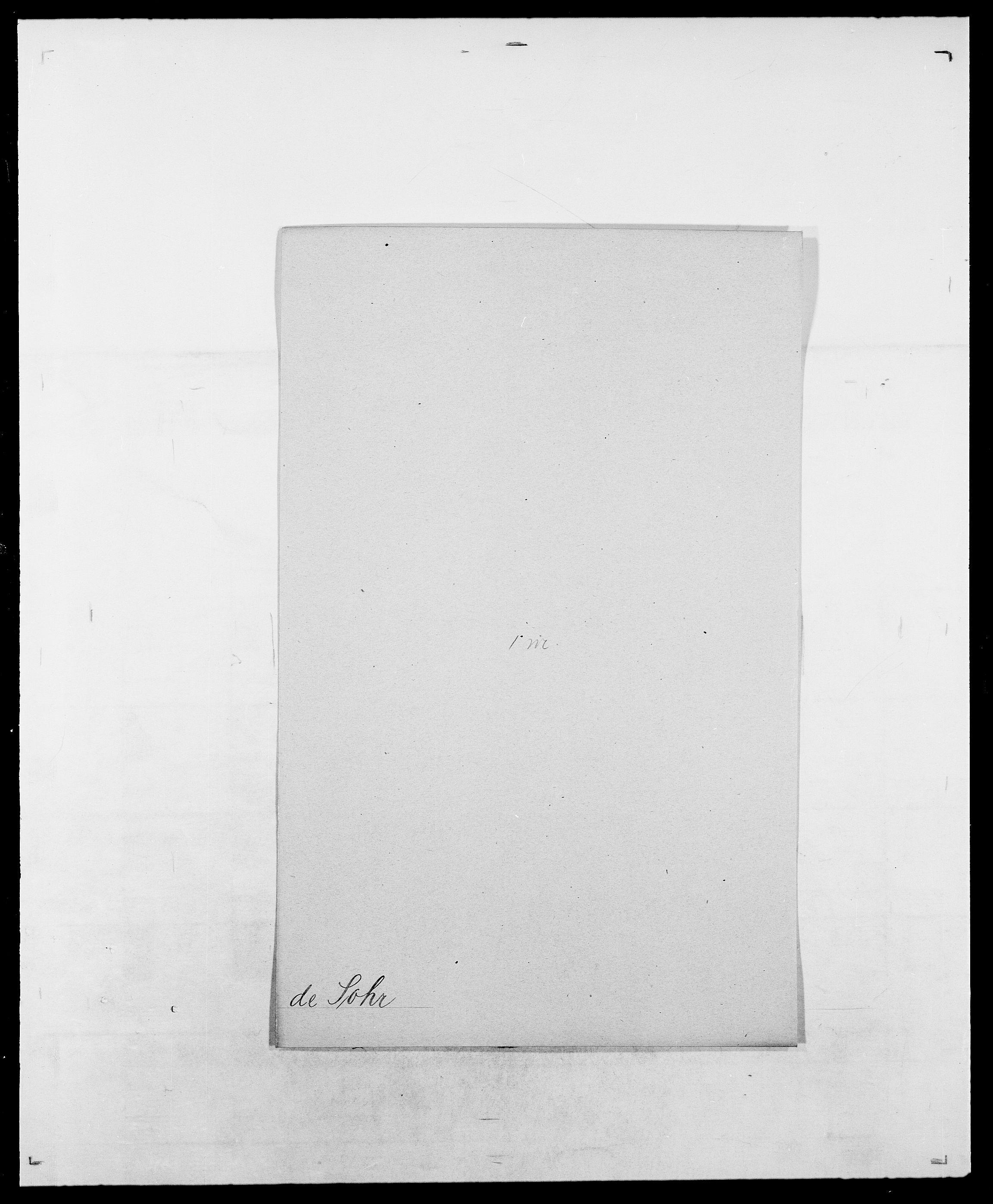 SAO, Delgobe, Charles Antoine - samling, D/Da/L0036: Skaanør - Staverskov, s. 376